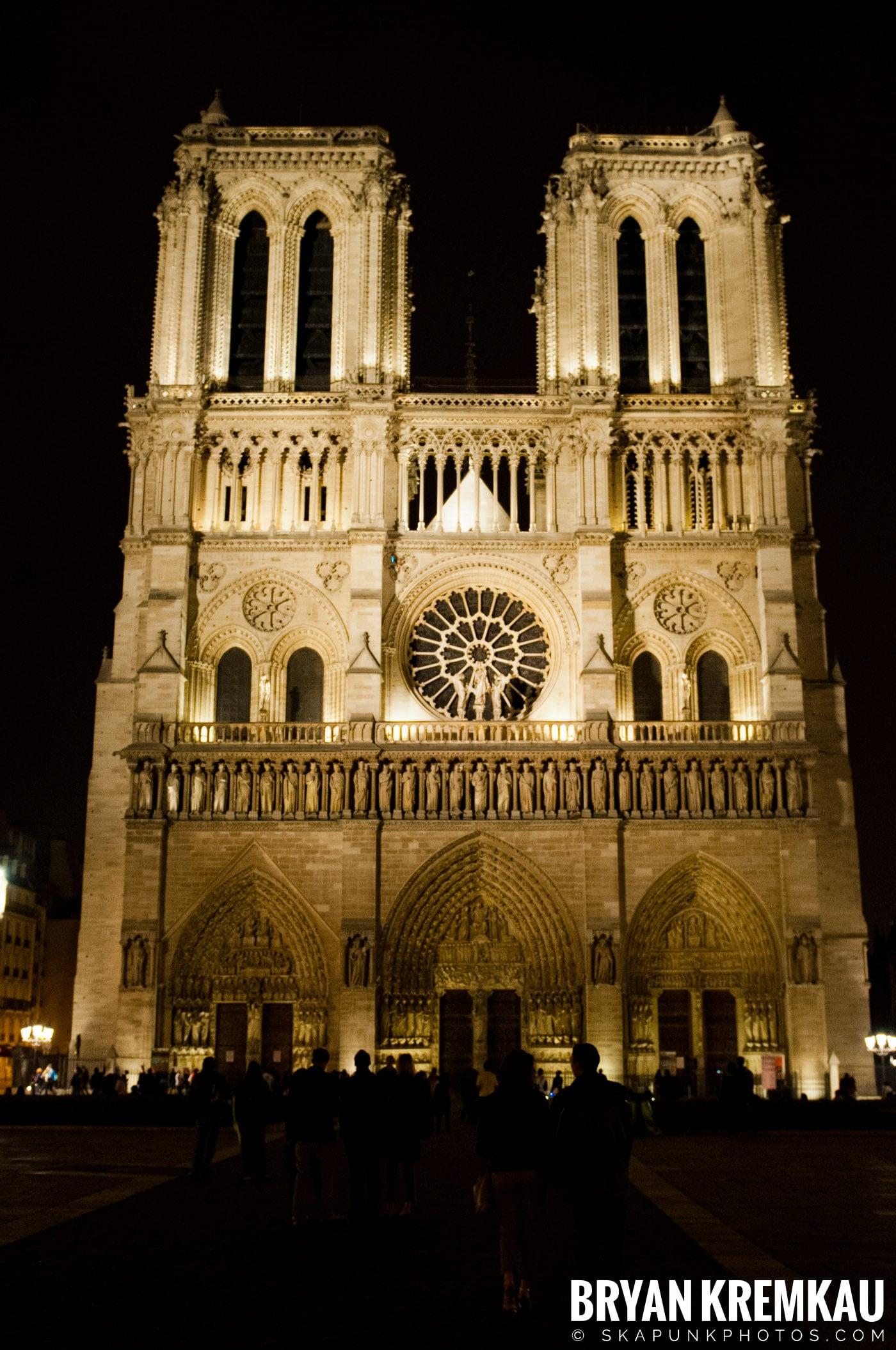 Paris, France Honeymoon - Day 4 - 7.21.11 (72)