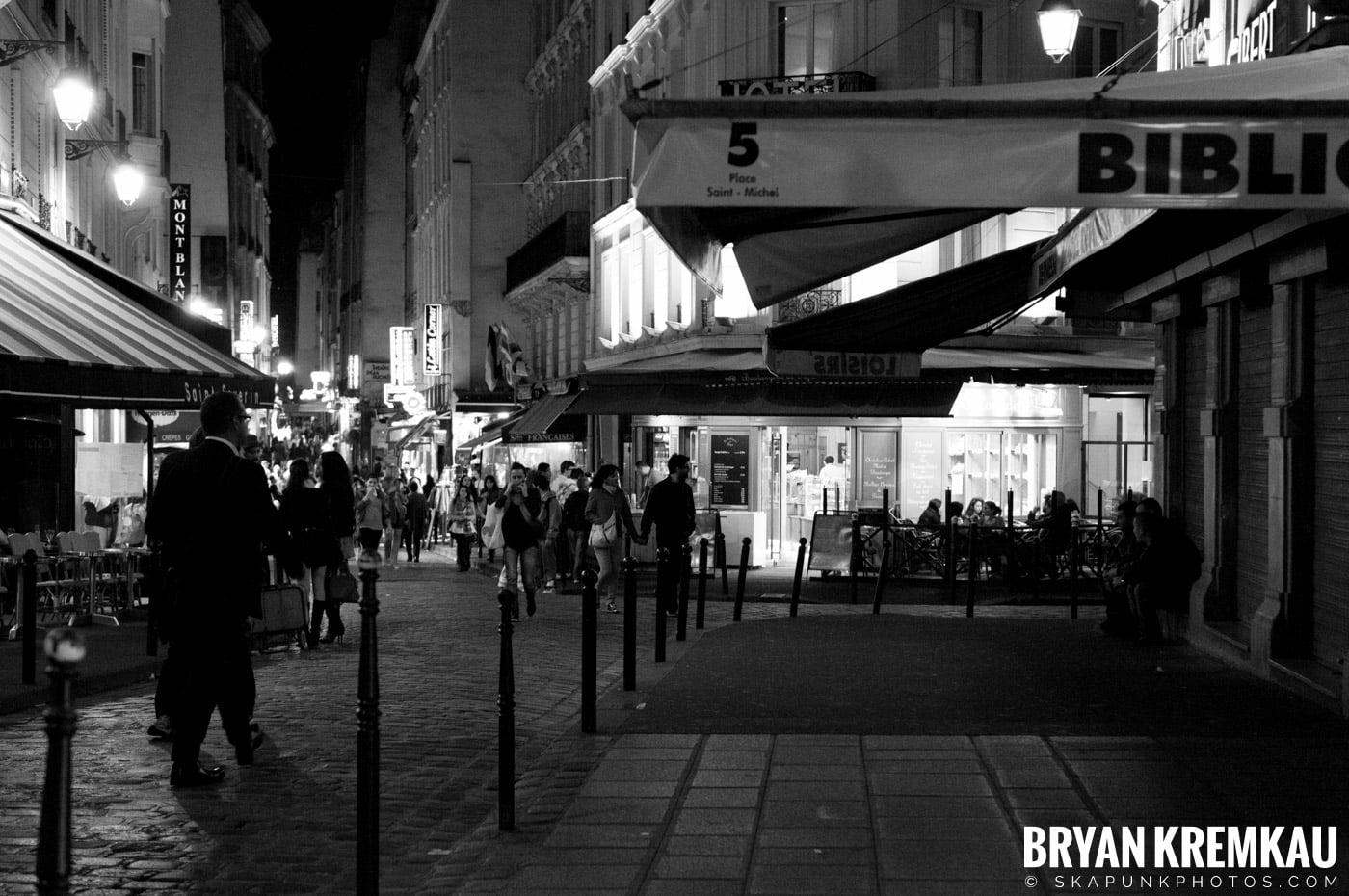 Paris, France Honeymoon - Day 4 - 7.21.11 (65)
