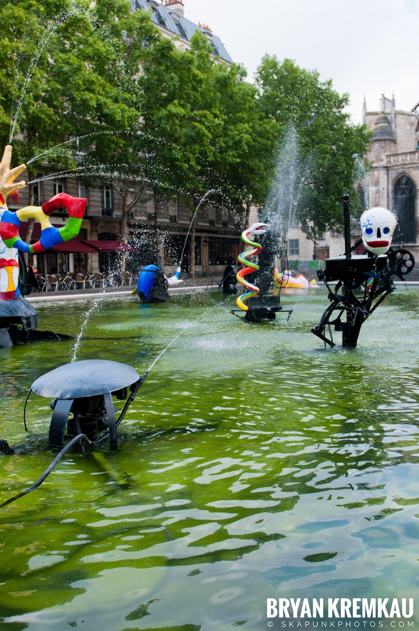 Paris, France Honeymoon - Day 5 - 7.22.11 (60)