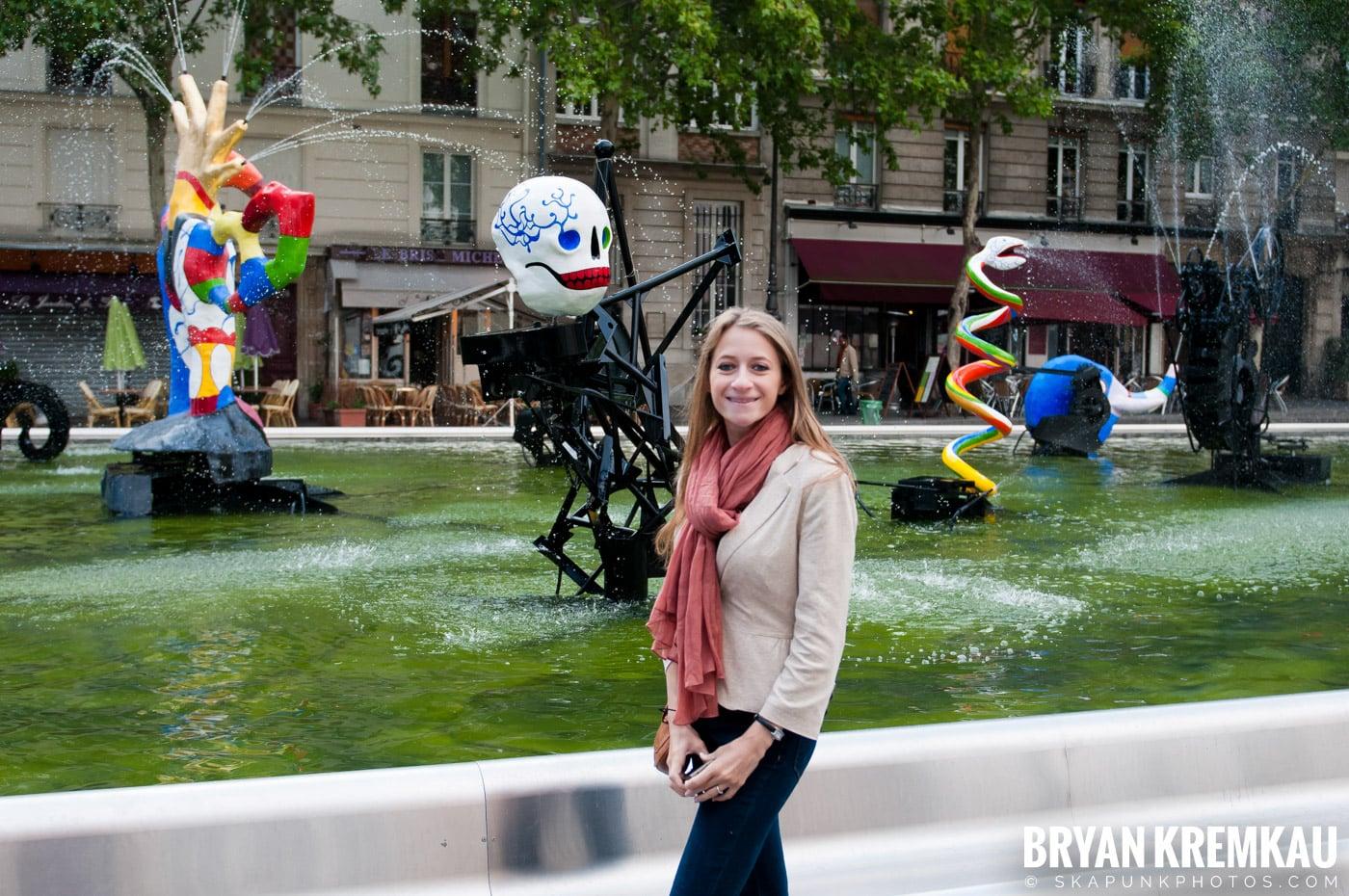 Paris, France Honeymoon - Day 5 - 7.22.11 (58)