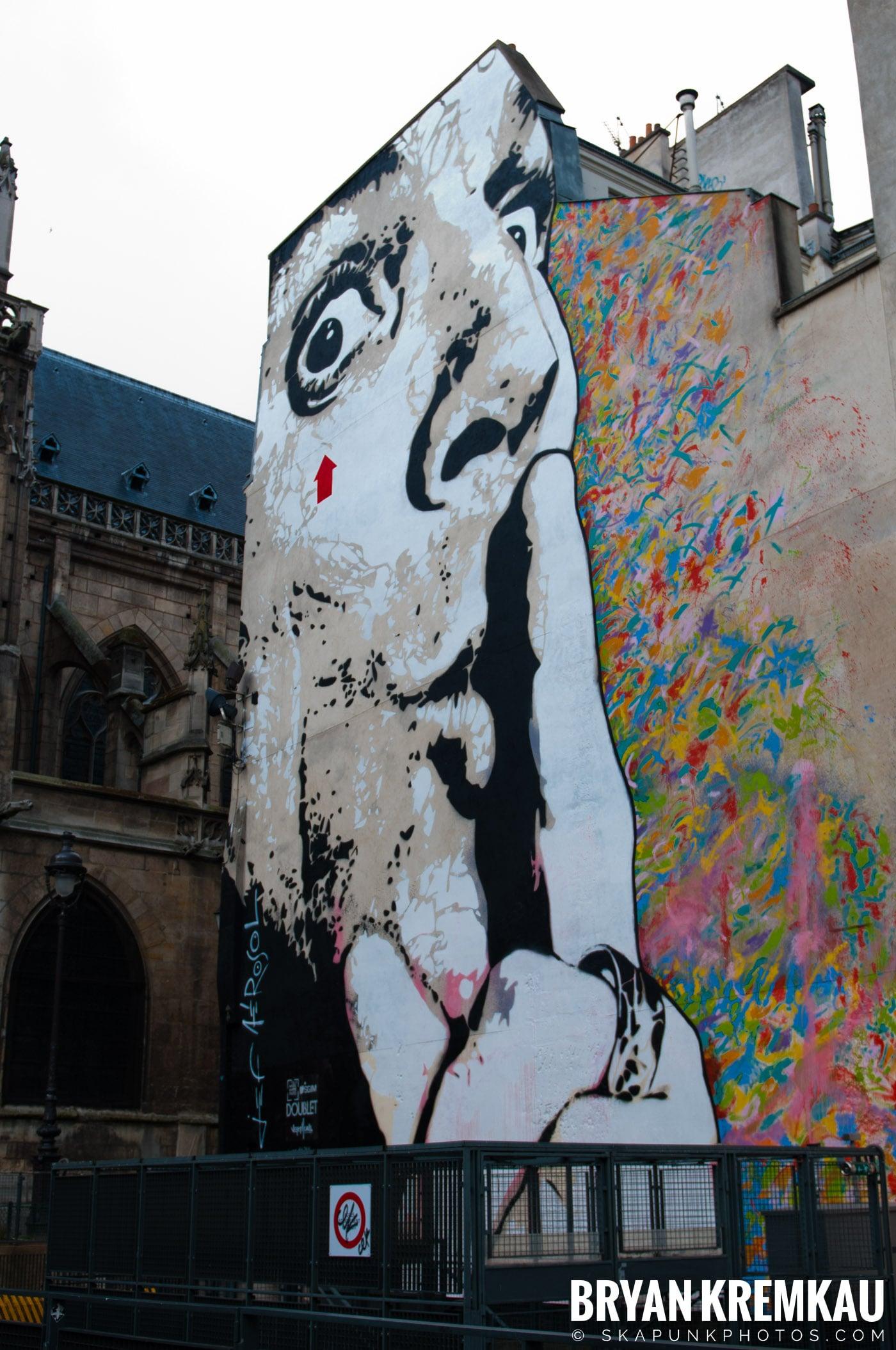 Paris, France Honeymoon - Day 5 - 7.22.11 (56)
