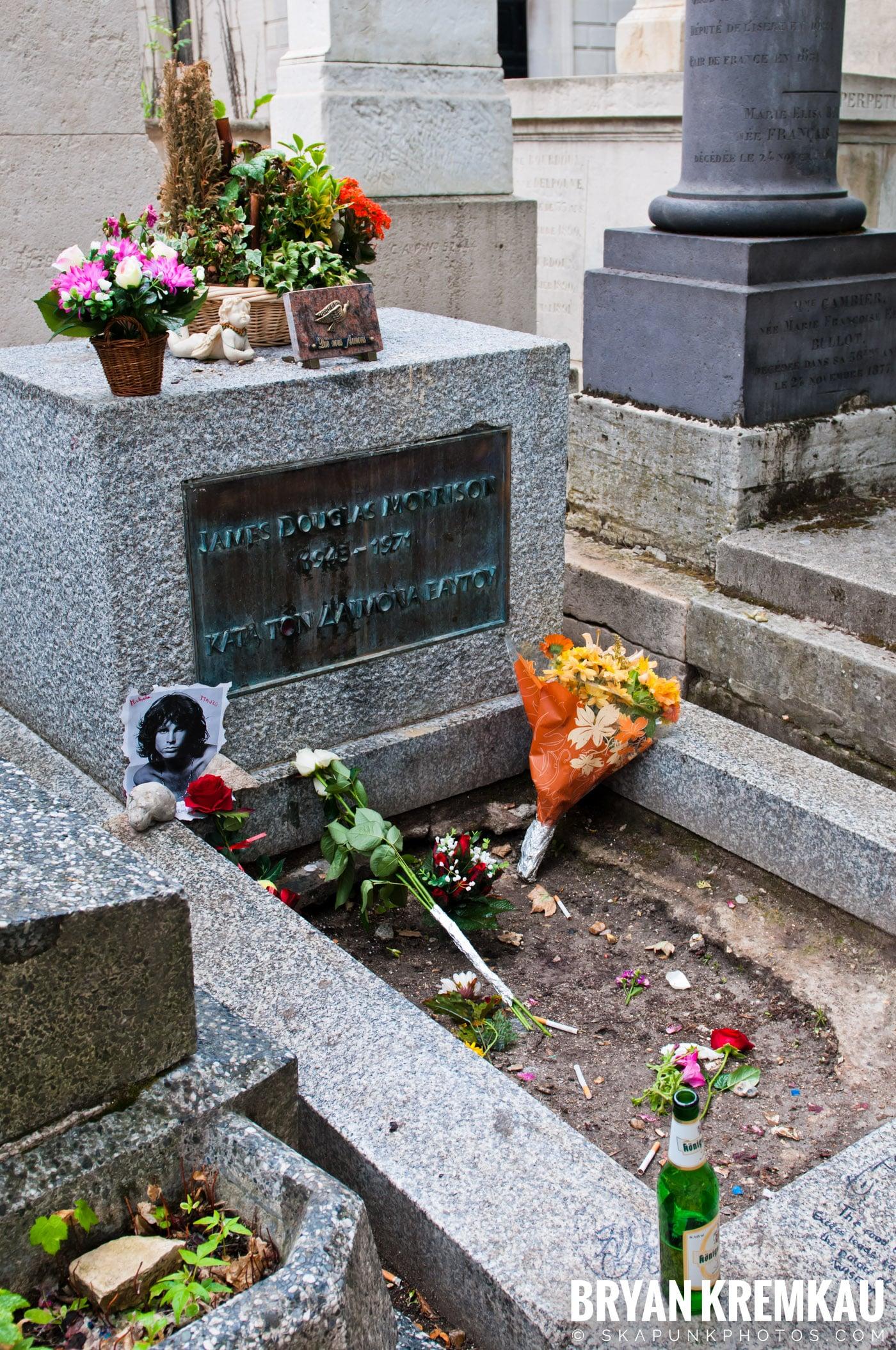 Paris, France Honeymoon - Day 5 - 7.22.11 (33)