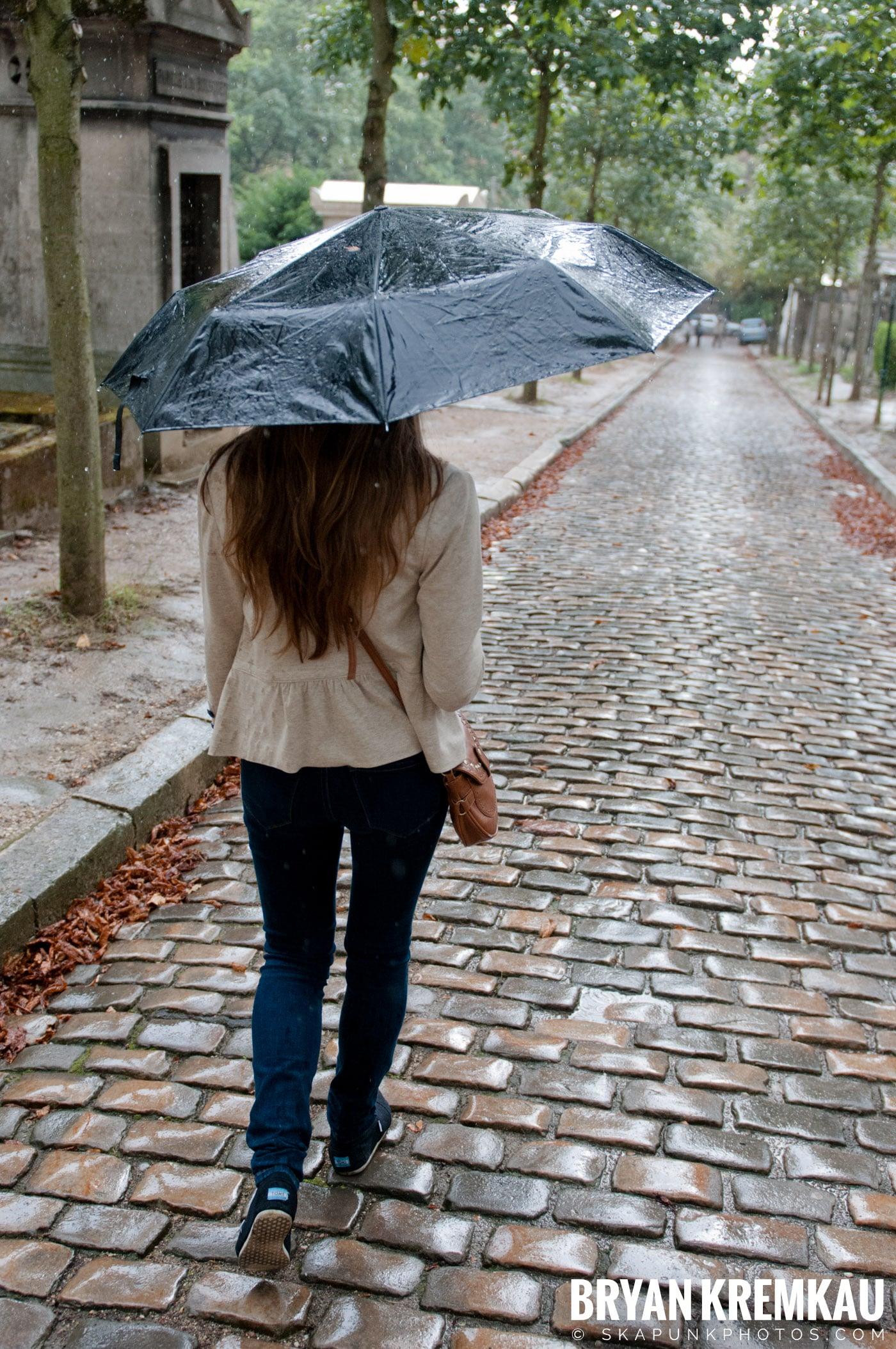 Paris, France Honeymoon - Day 5 - 7.22.11 (23)