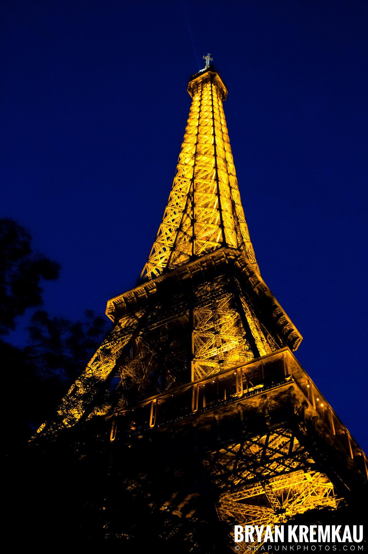 Paris, France Honeymoon - Day 5 - 7.22.11 (19)