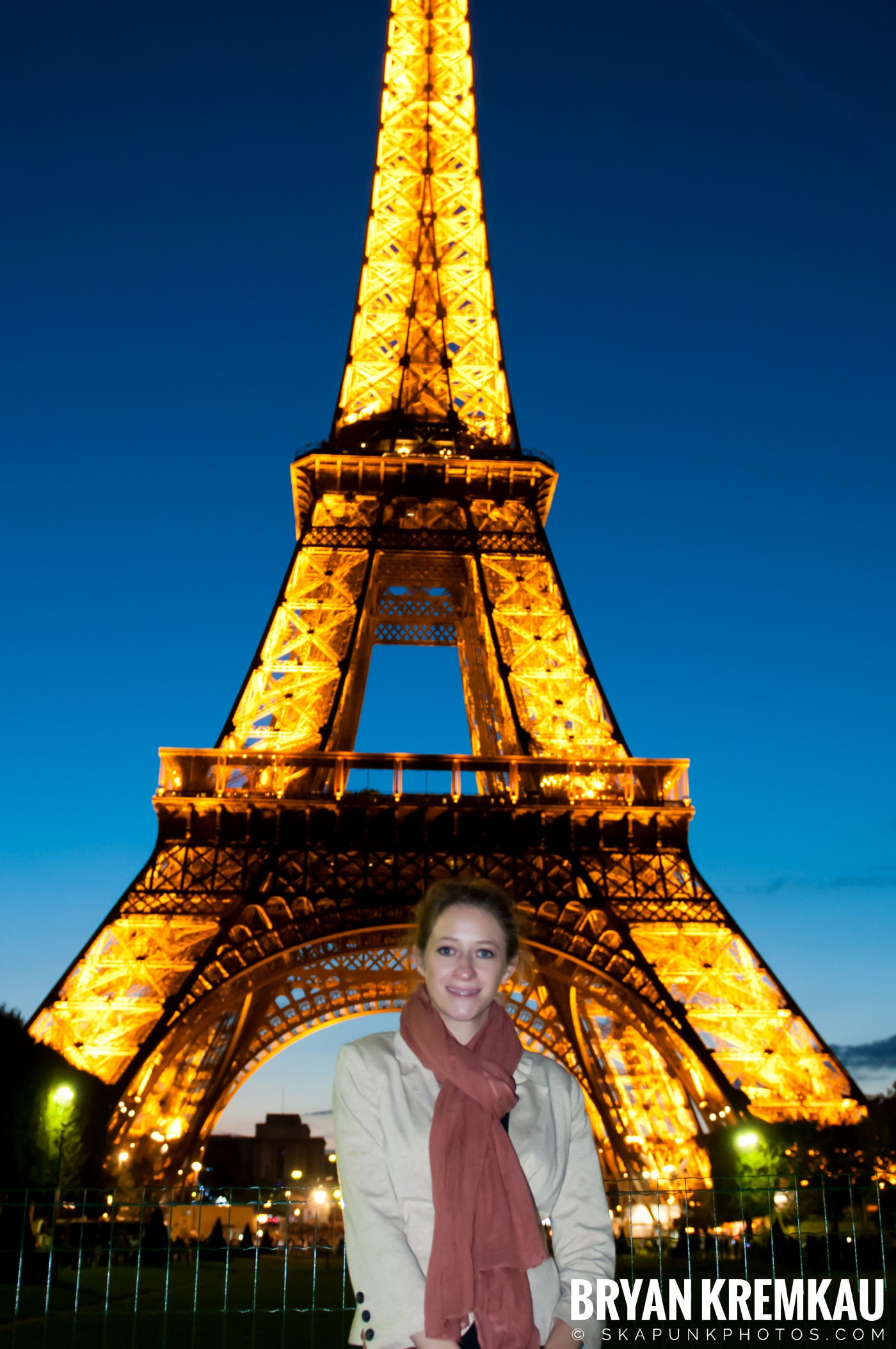 Paris, France Honeymoon - Day 5 - 7.22.11 (16)