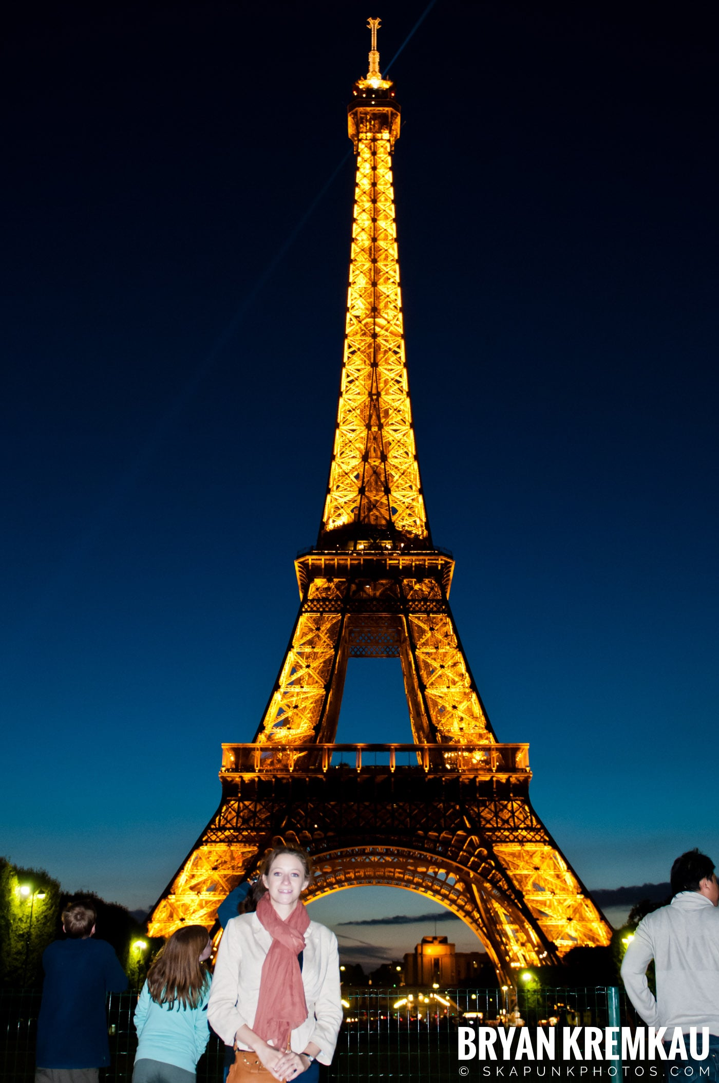 Paris, France Honeymoon - Day 5 - 7.22.11 (15)