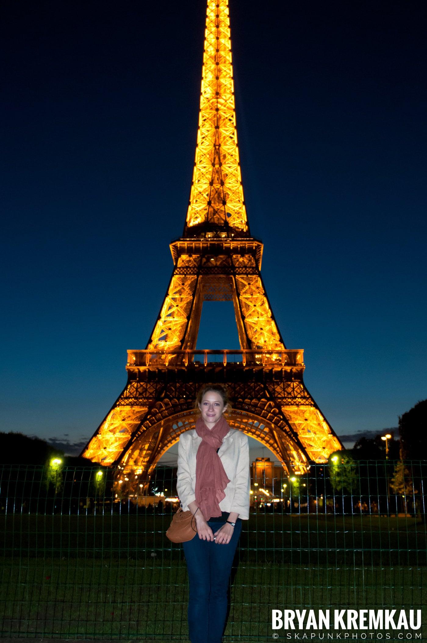 Paris, France Honeymoon - Day 5 - 7.22.11 (14)