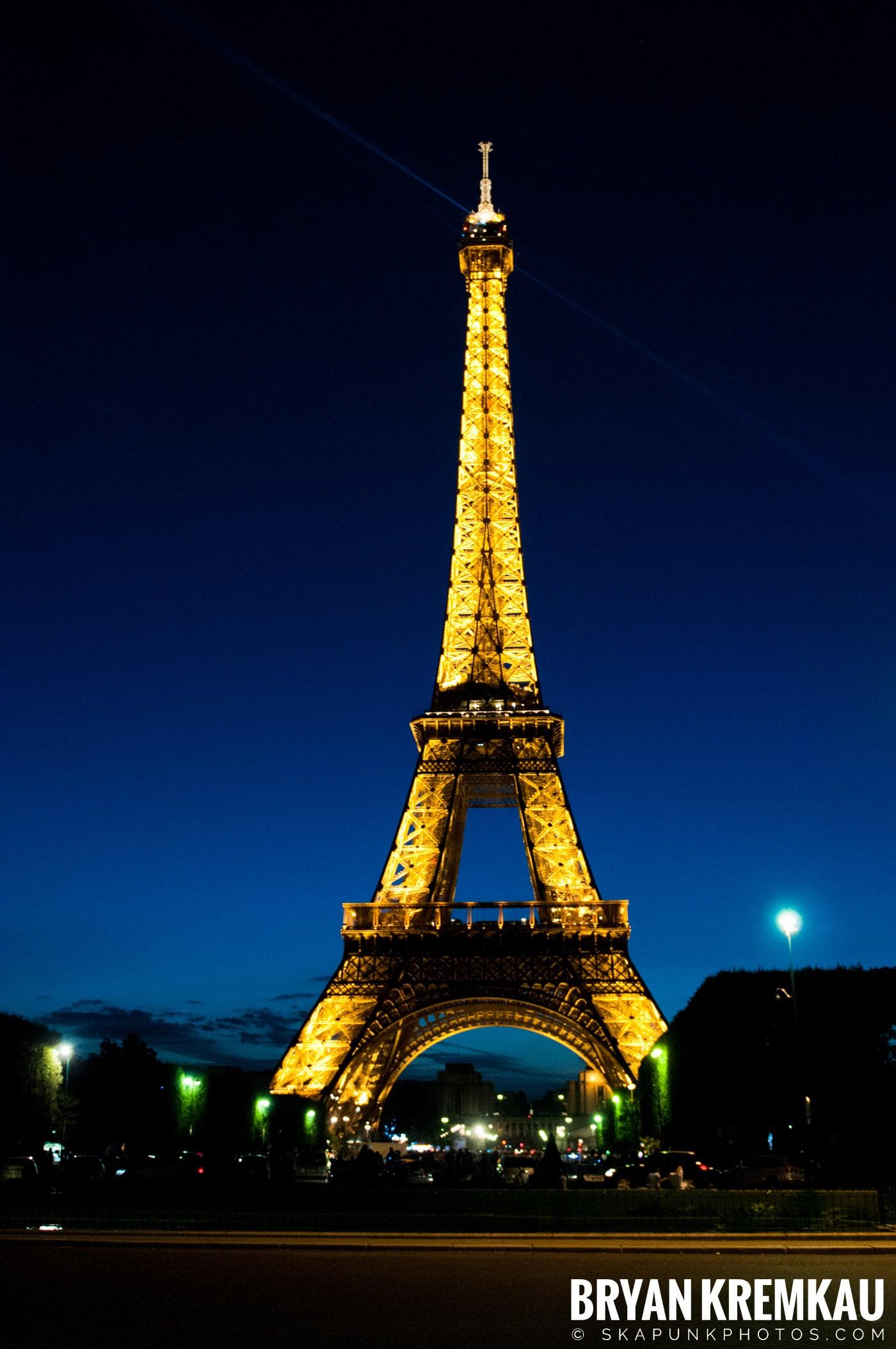 Paris, France Honeymoon - Day 5 - 7.22.11 (13)