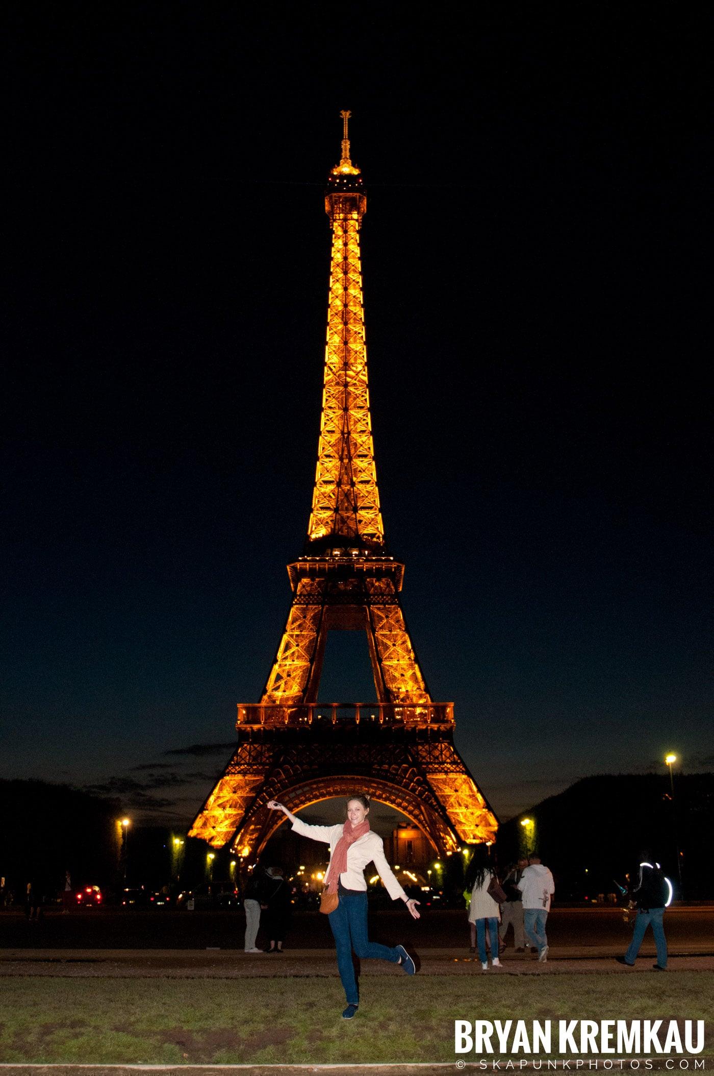 Paris, France Honeymoon - Day 5 - 7.22.11 (12)