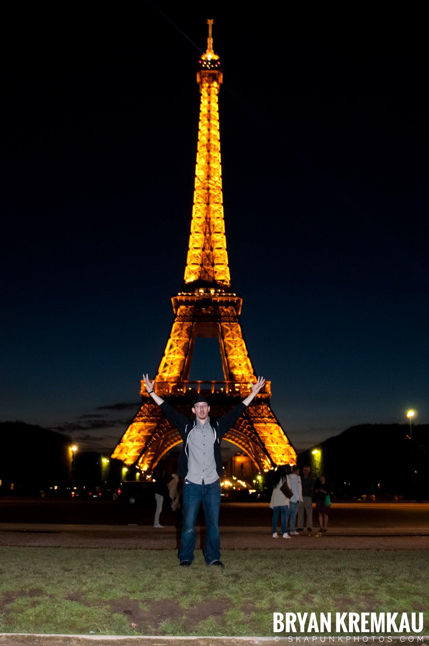 Paris, France Honeymoon - Day 5 - 7.22.11 (10)