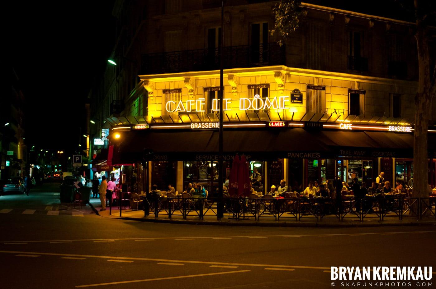 Paris, France Honeymoon - Day 5 - 7.22.11 (7)