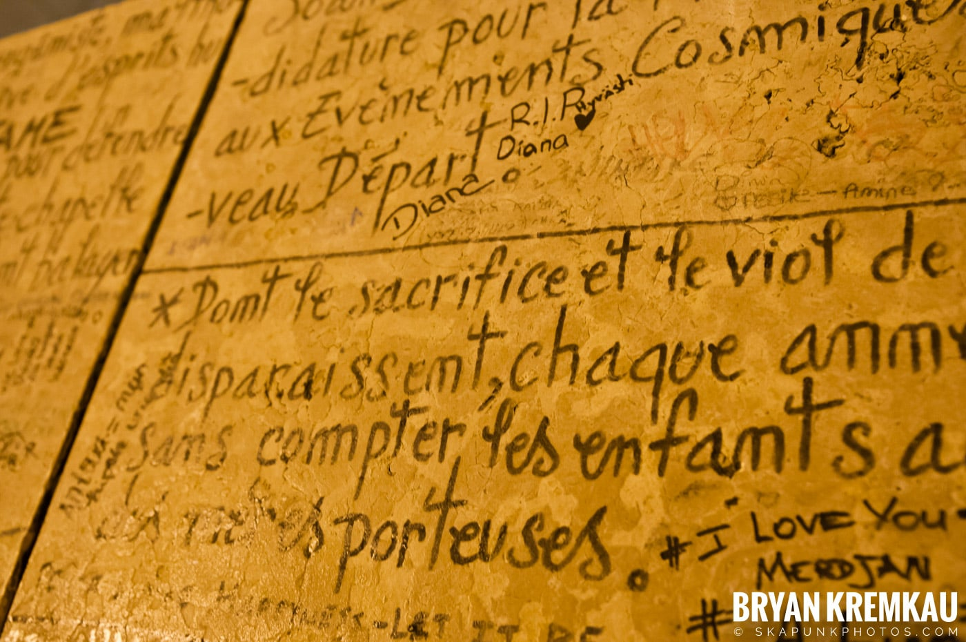 Paris, France Honeymoon - Day 5 - 7.22.11 (3)