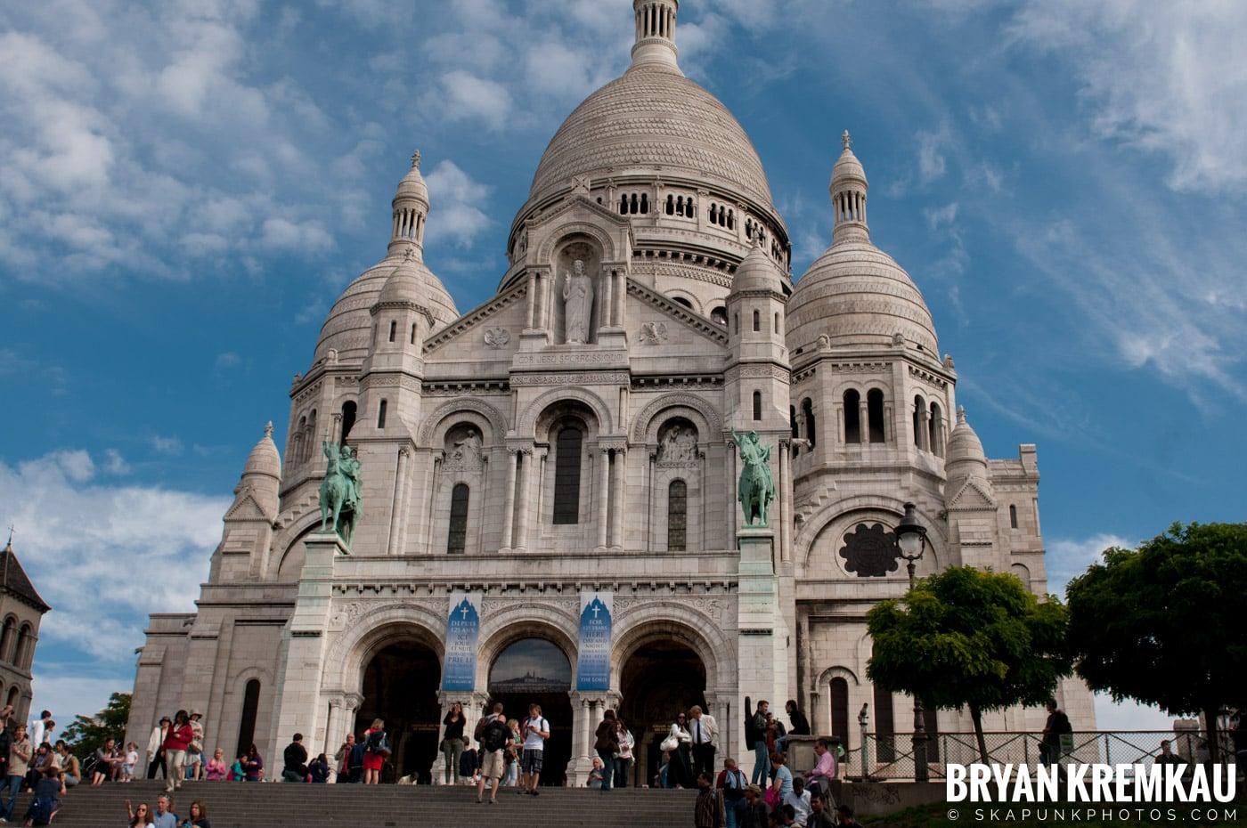 Paris, France Honeymoon - Day 6 - 7.23.11 (54)