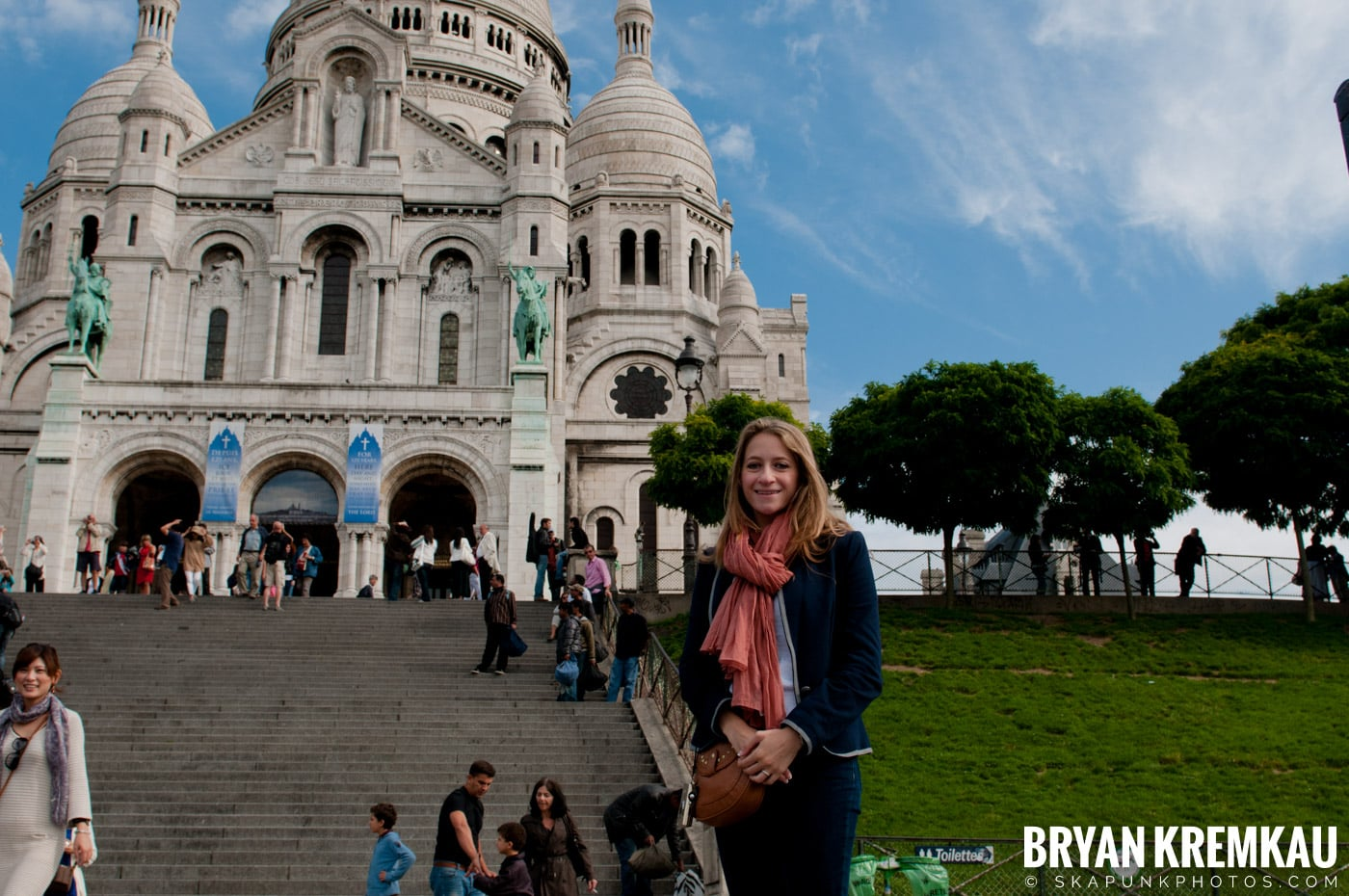 Paris, France Honeymoon - Day 6 - 7.23.11 (53)