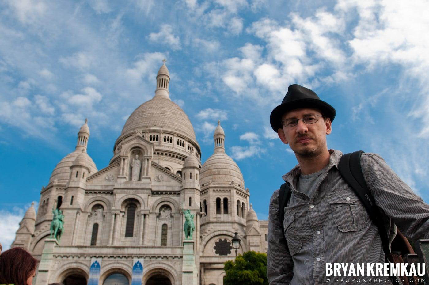 Paris, France Honeymoon - Day 6 - 7.23.11 (52)