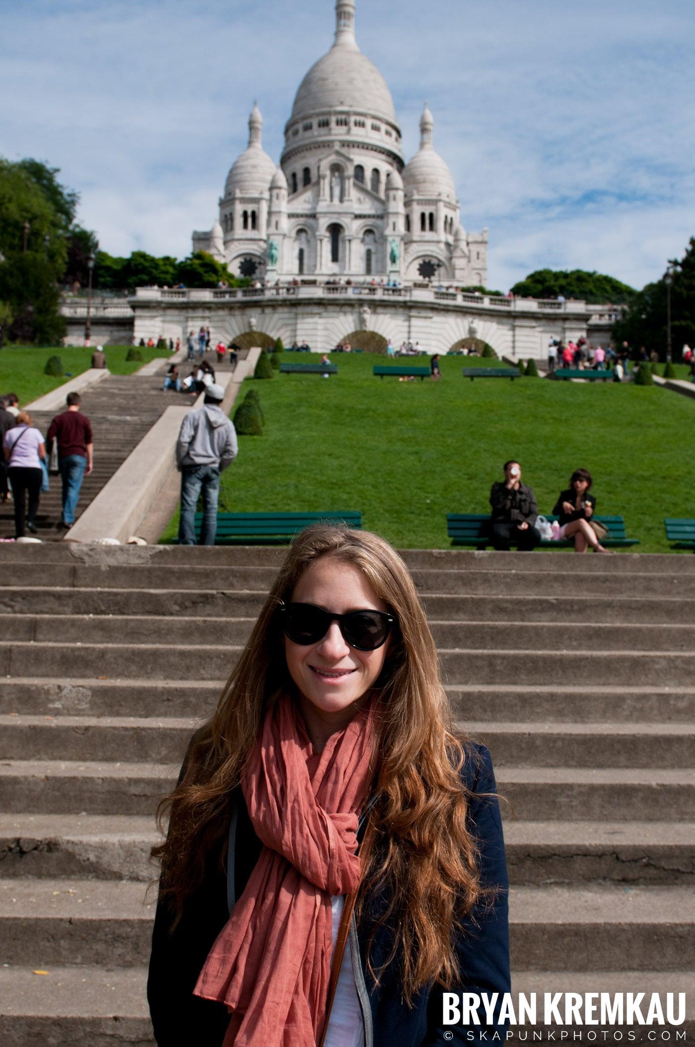 Paris, France Honeymoon - Day 6 - 7.23.11 (45)