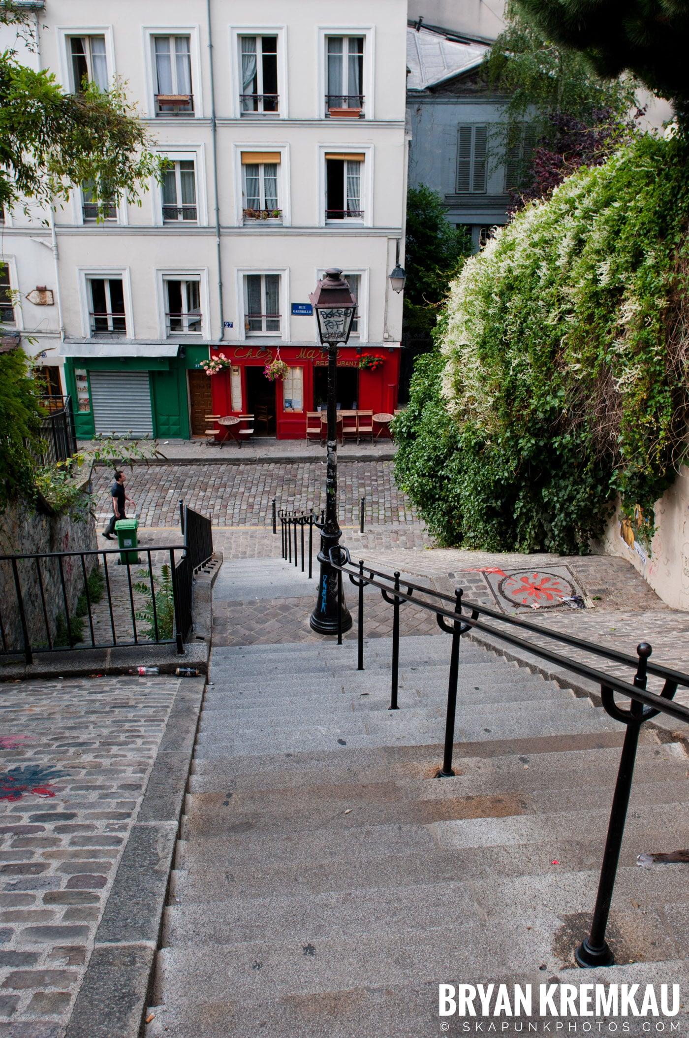 Paris, France Honeymoon - Day 6 - 7.23.11 (41)