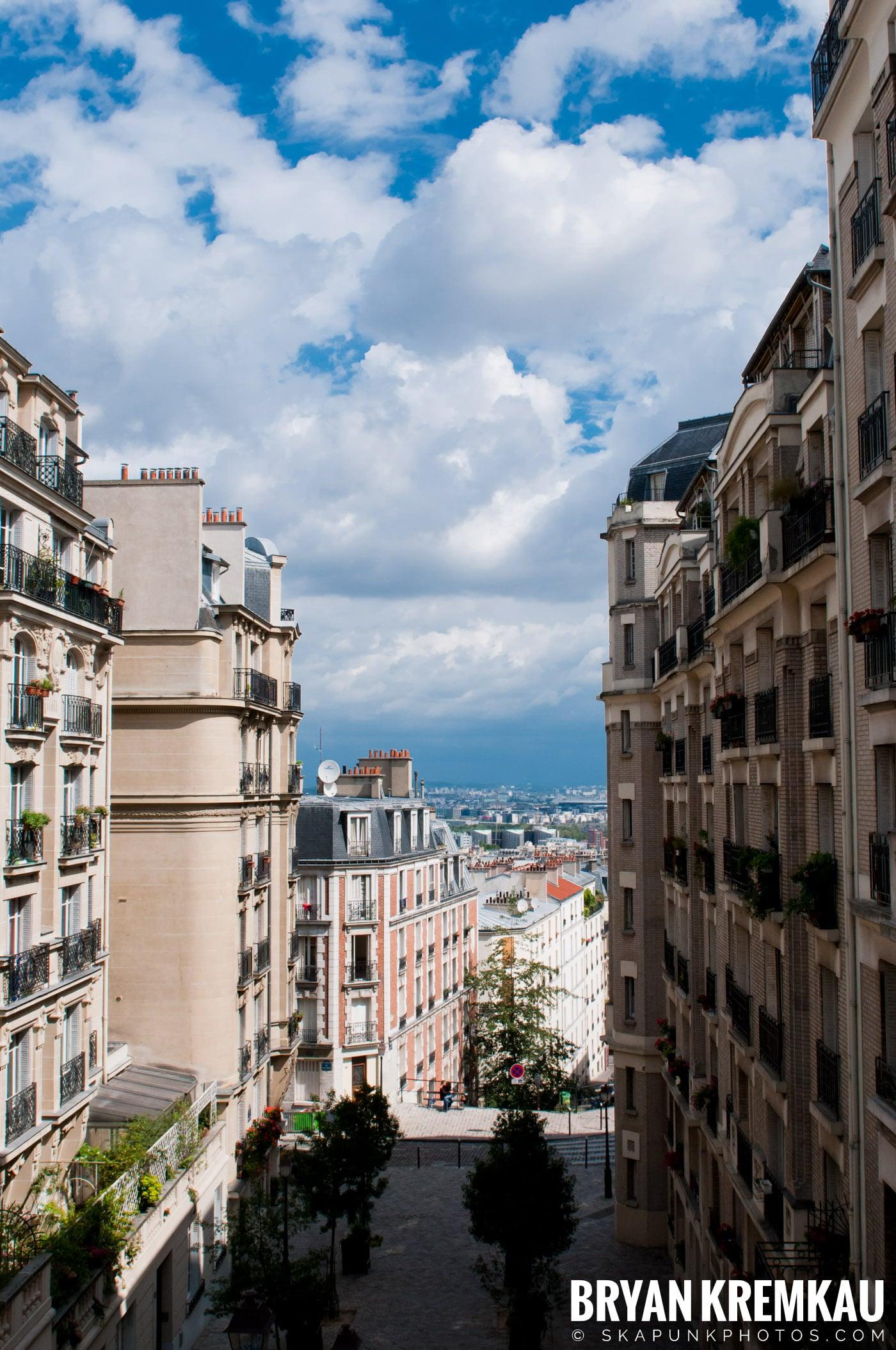Paris, France Honeymoon - Day 6 - 7.23.11 (33)