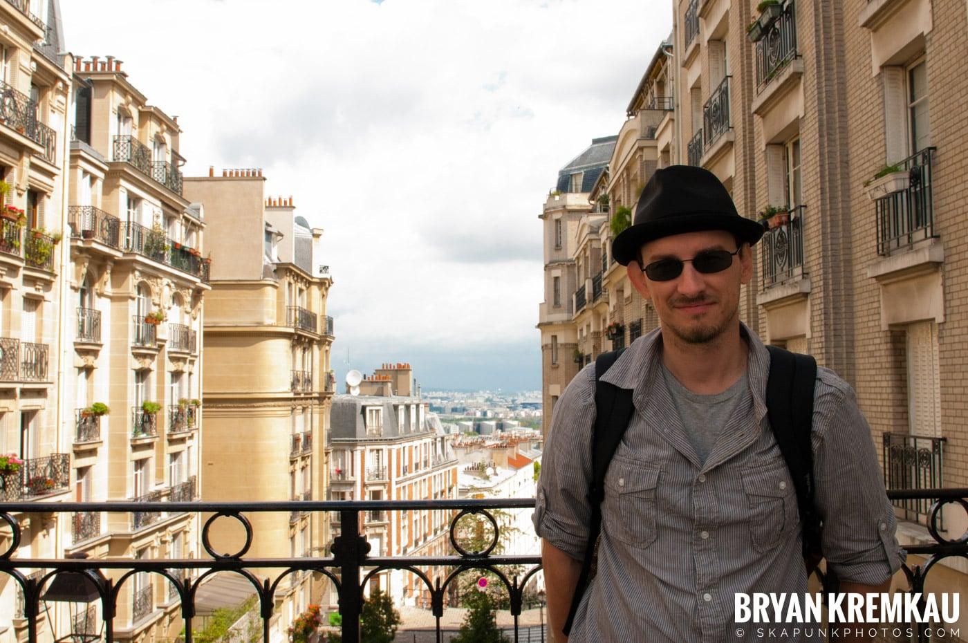 Paris, France Honeymoon - Day 6 - 7.23.11 (32)