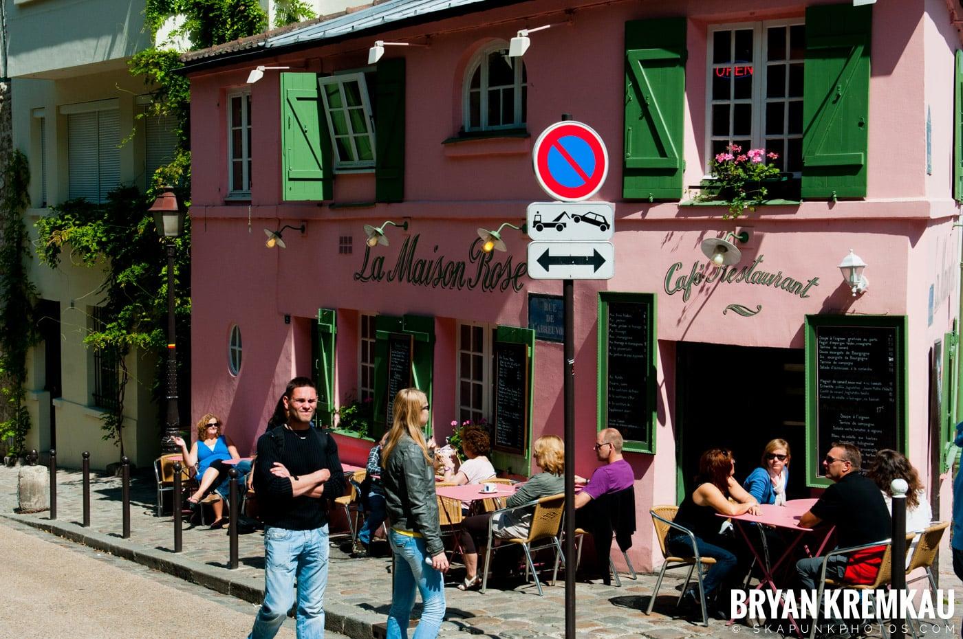 Paris, France Honeymoon - Day 6 - 7.23.11 (30)
