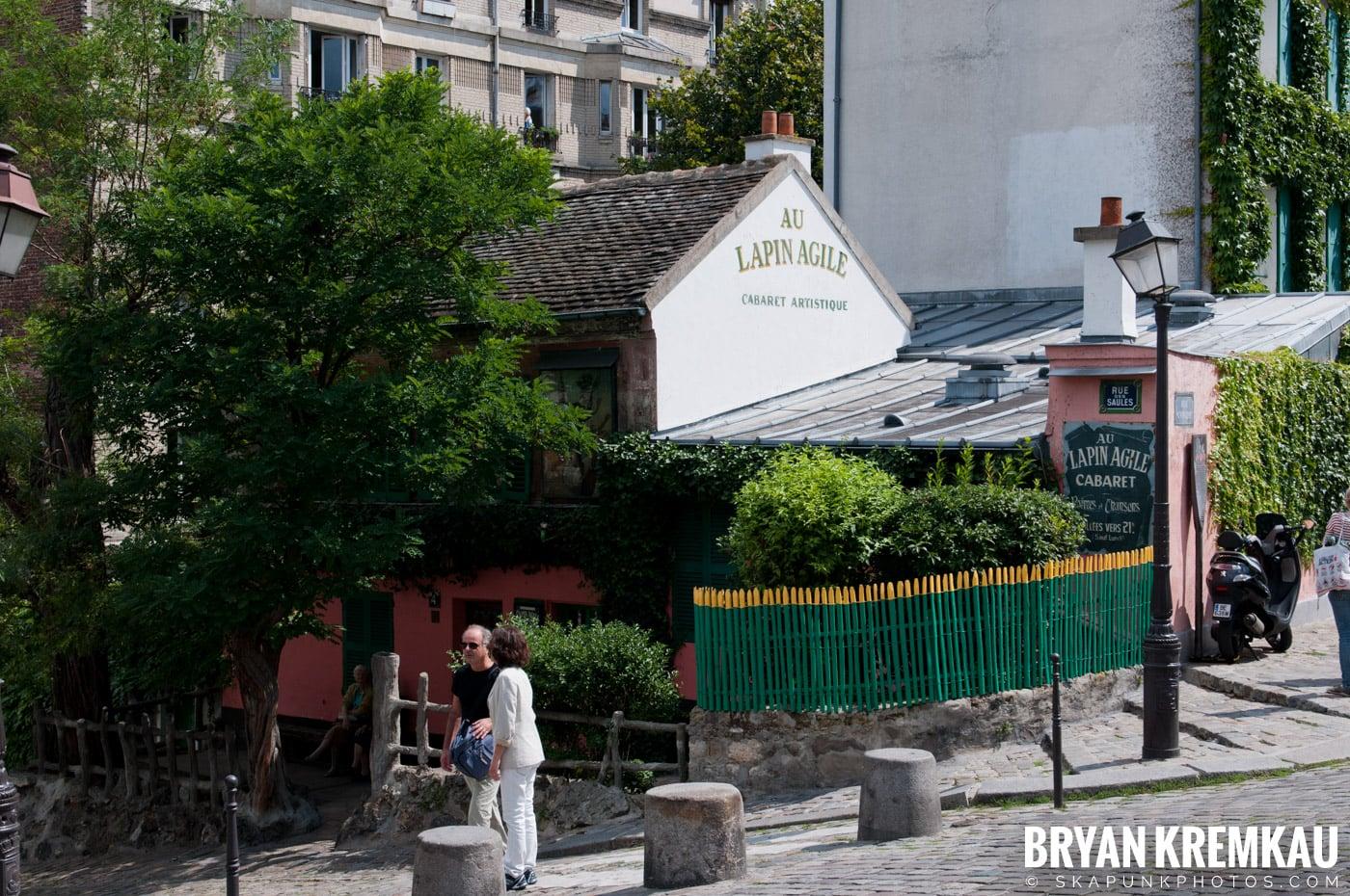 Paris, France Honeymoon - Day 6 - 7.23.11 (26)