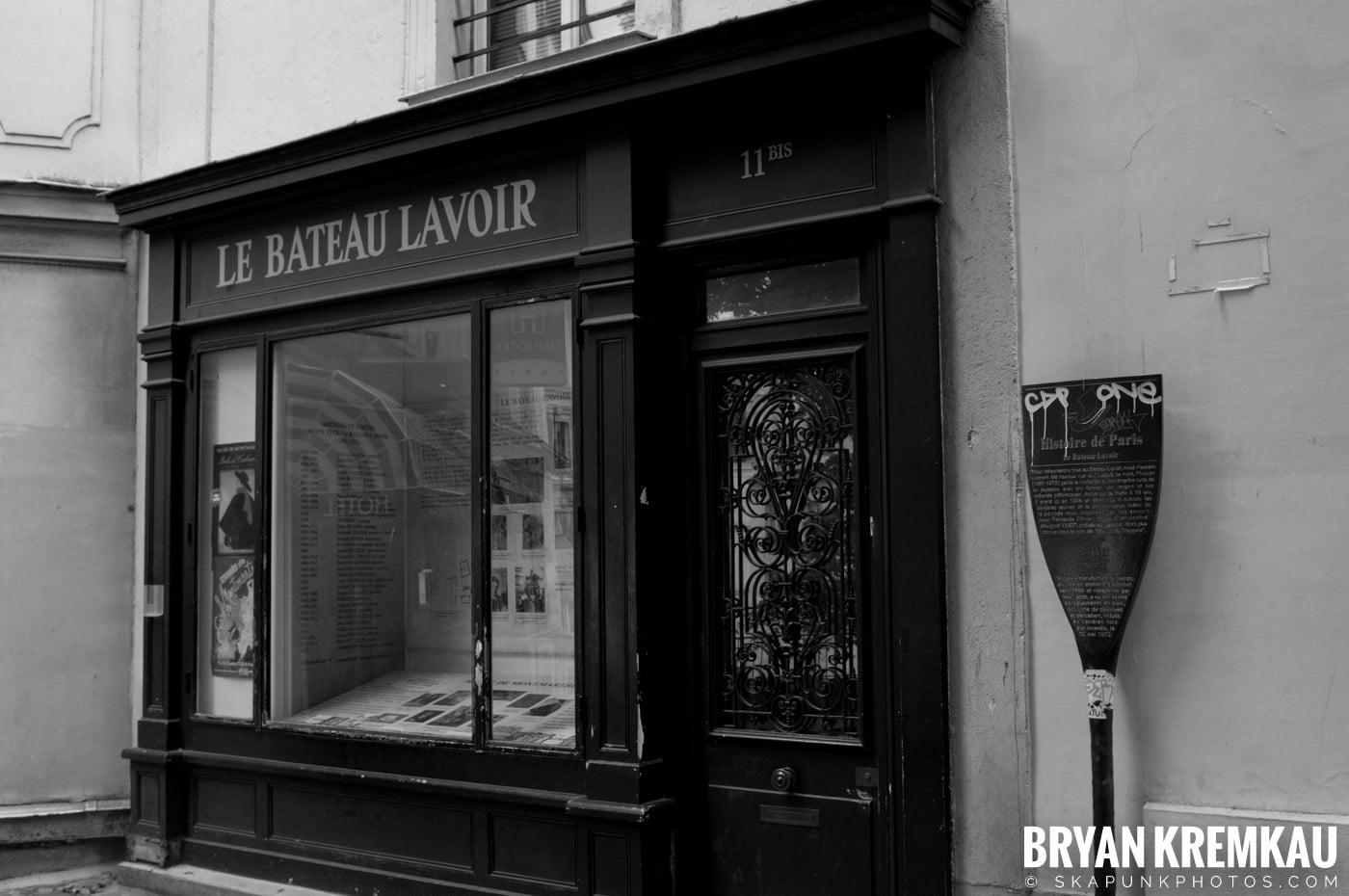 Paris, France Honeymoon - Day 6 - 7.23.11 (21)
