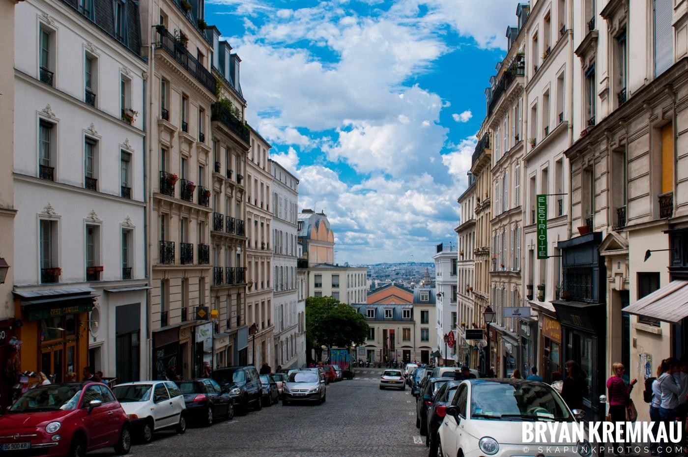 Paris, France Honeymoon - Day 6 - 7.23.11 (19)