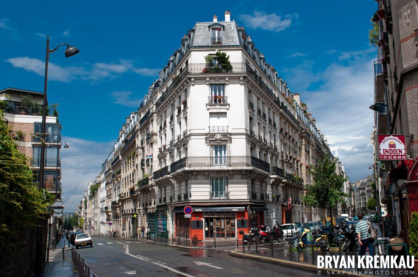 Paris, France Honeymoon - Day 6 - 7.23.11 (16)