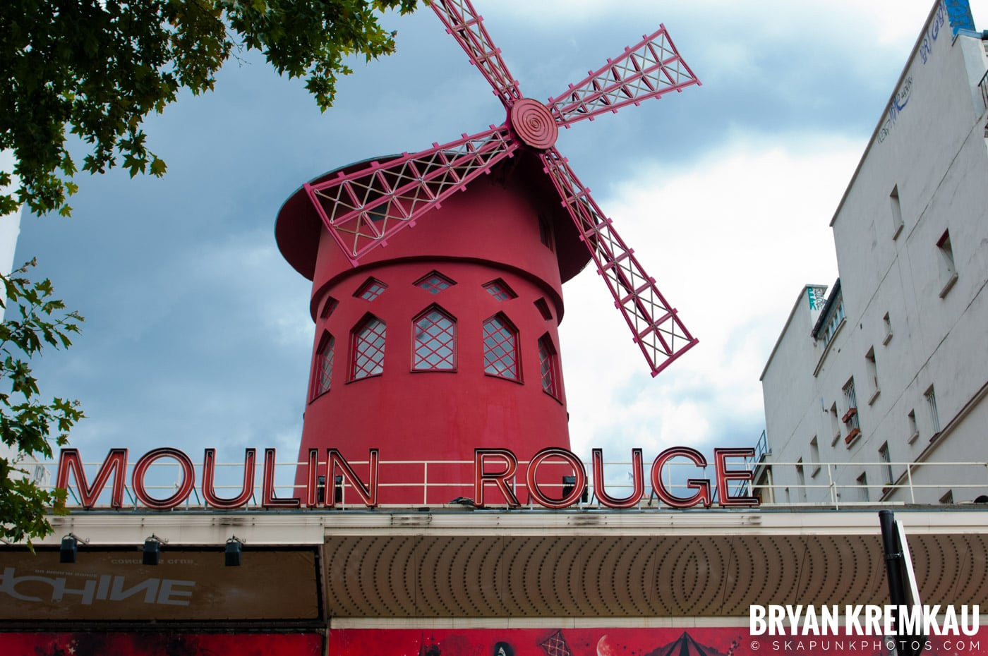 Paris, France Honeymoon - Day 6 - 7.23.11 (6)