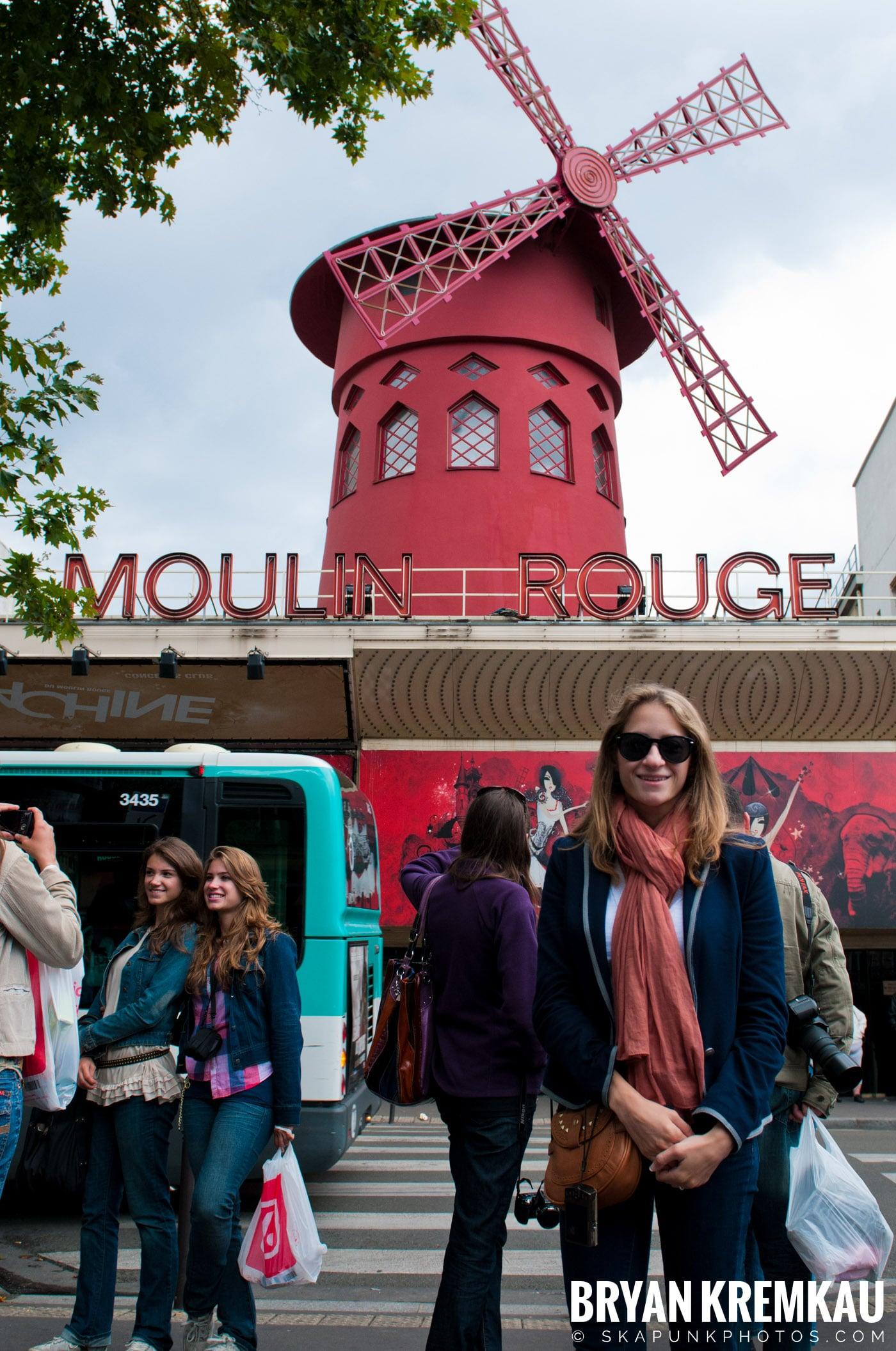 Paris, France Honeymoon - Day 6 - 7.23.11 (5)