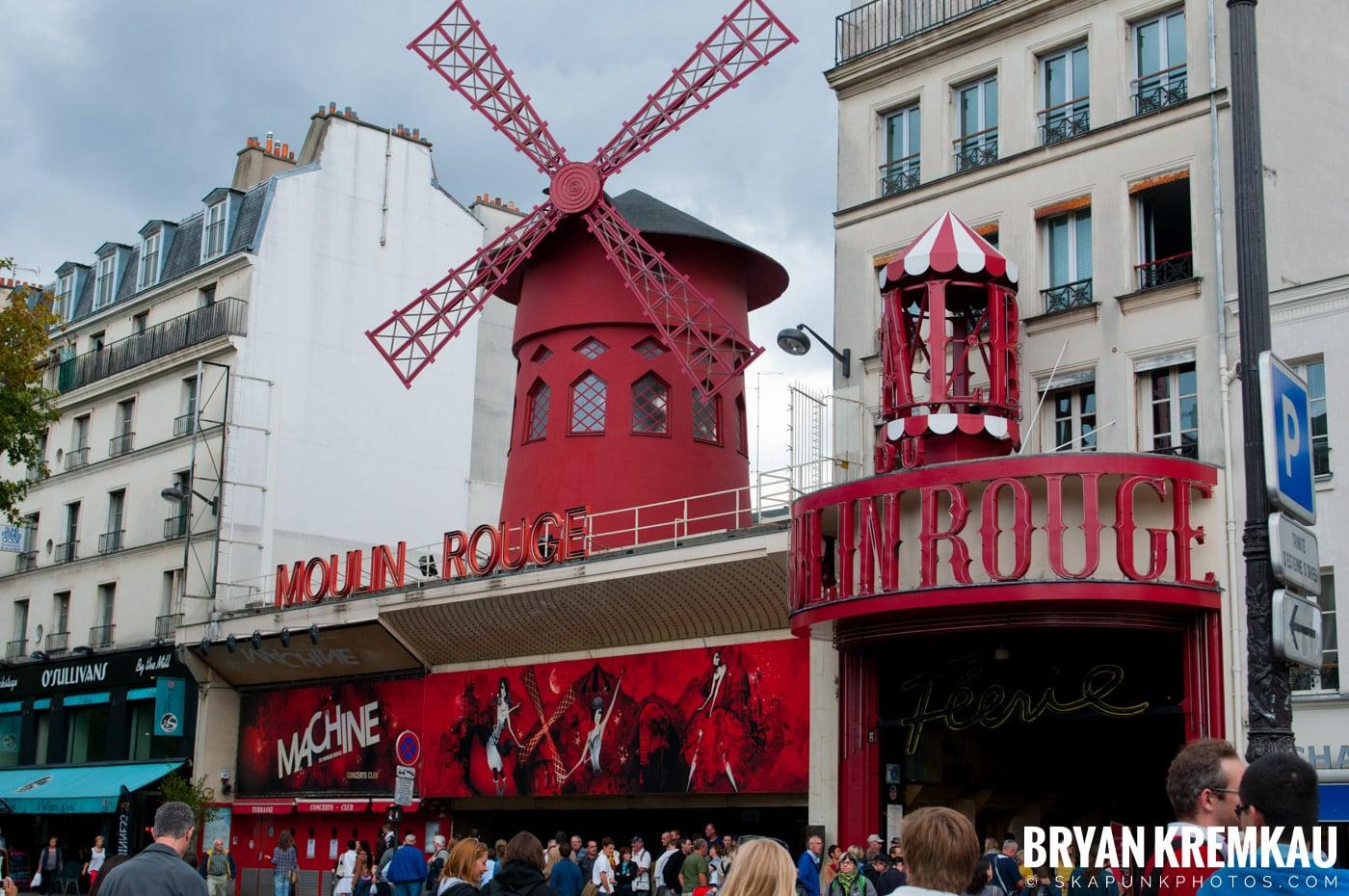Paris, France Honeymoon - Day 6 - 7.23.11 (4)