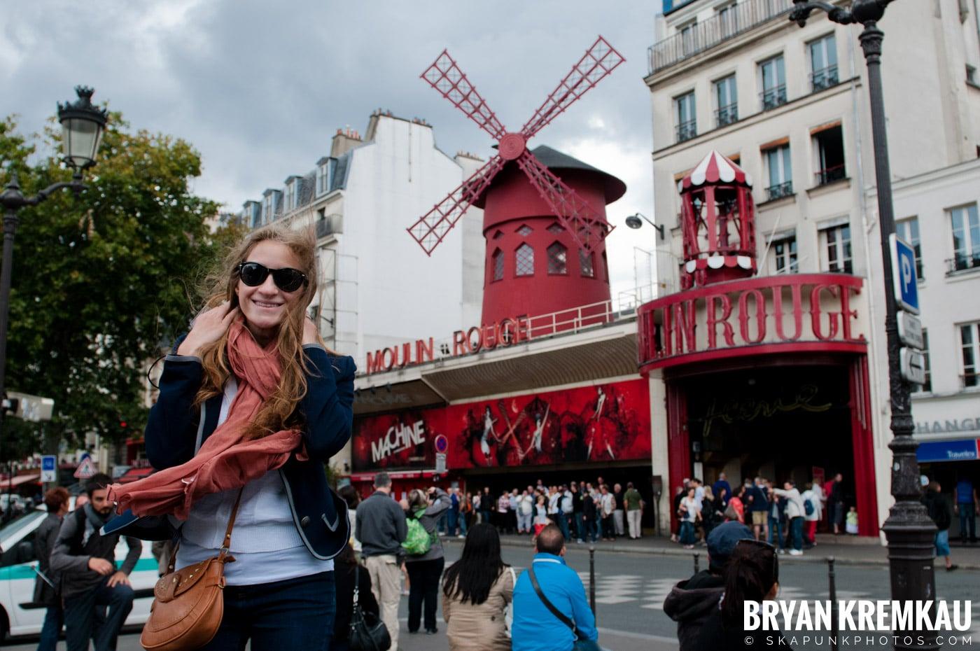 Paris, France Honeymoon - Day 6 - 7.23.11 (3)