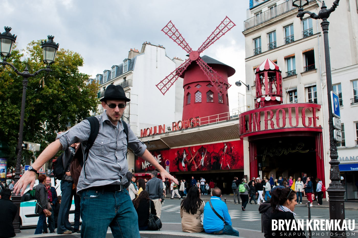 Paris, France Honeymoon - Day 6 - 7.23.11 (2)