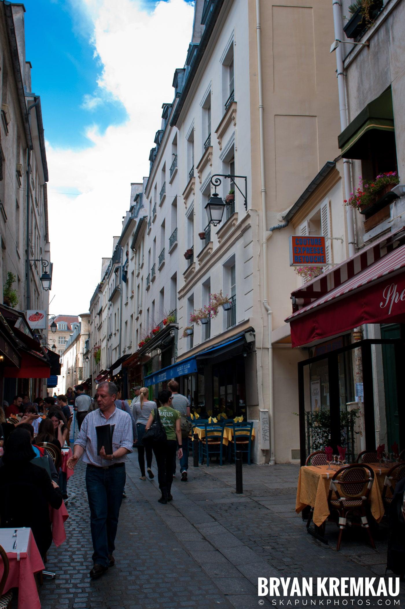 Paris, France Honeymoon - Day 8 - 7.25.11 (27)