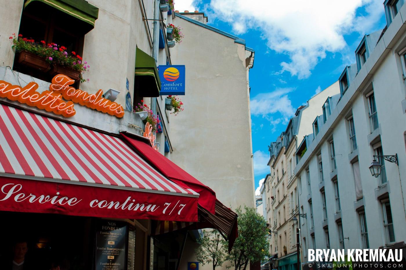Paris, France Honeymoon - Day 8 - 7.25.11 (26)
