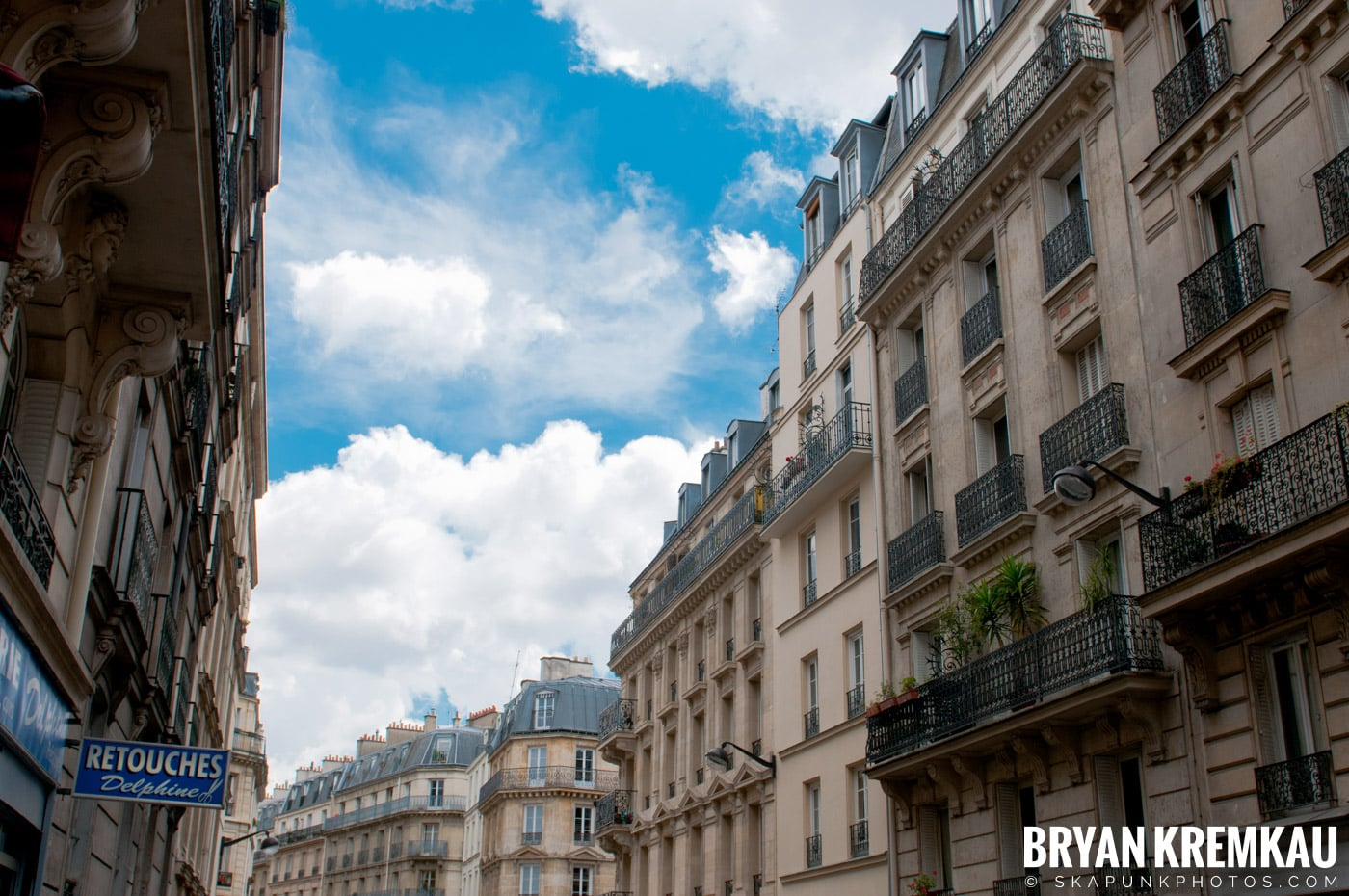 Paris, France Honeymoon - Day 8 - 7.25.11 (24)