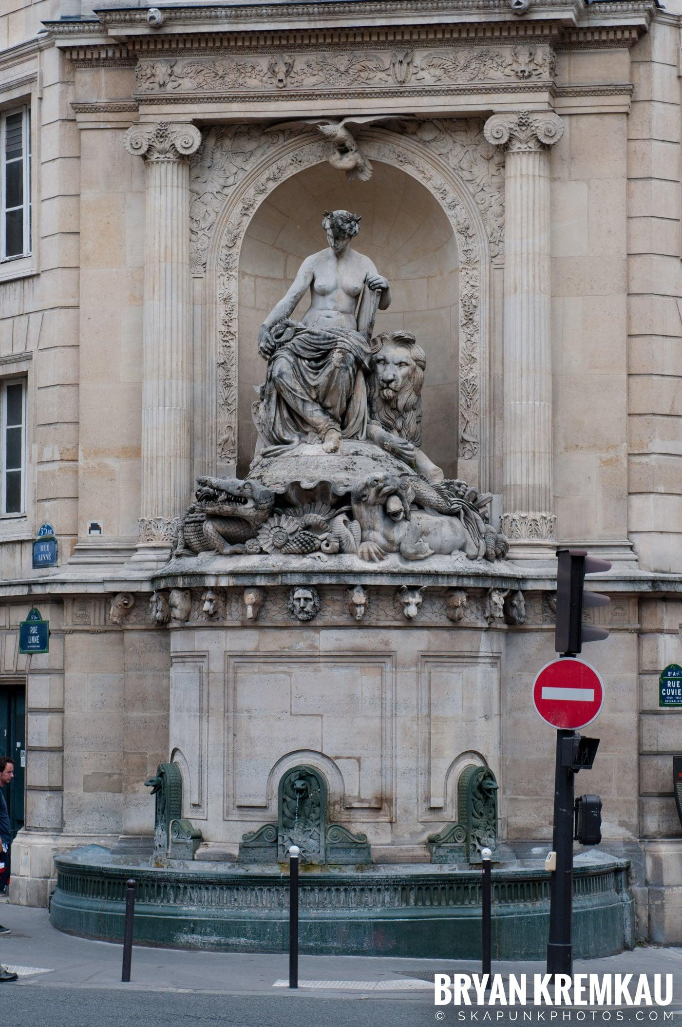 Paris, France Honeymoon - Day 8 - 7.25.11 (23)