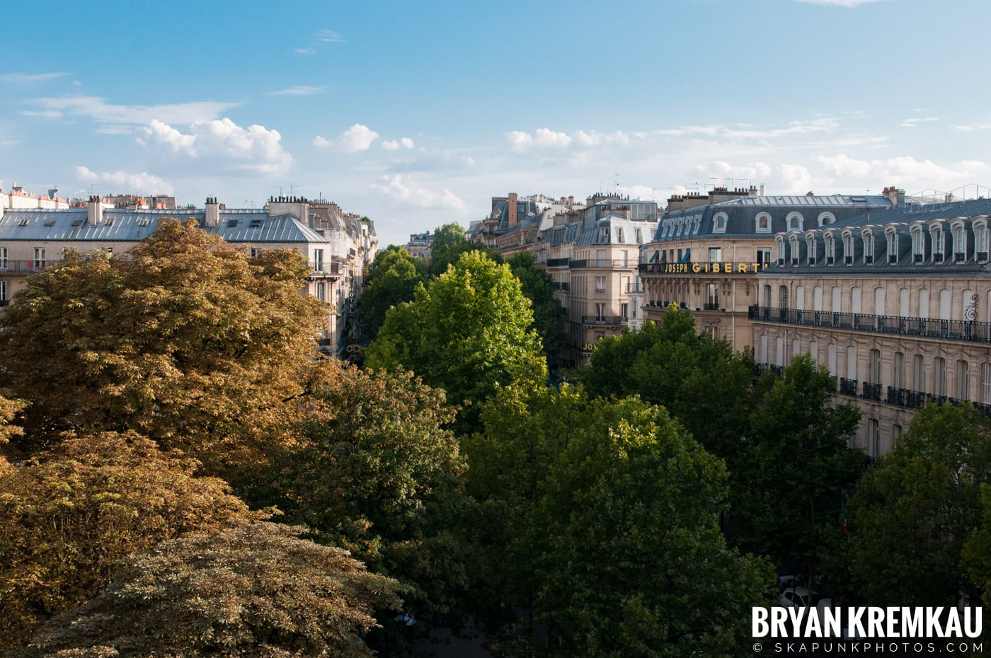 Paris, France Honeymoon - Day 8 - 7.25.11 (9)