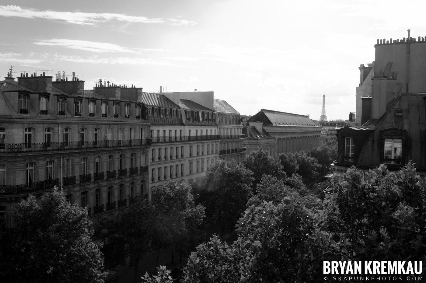 Paris, France Honeymoon - Day 8 - 7.25.11 (8)