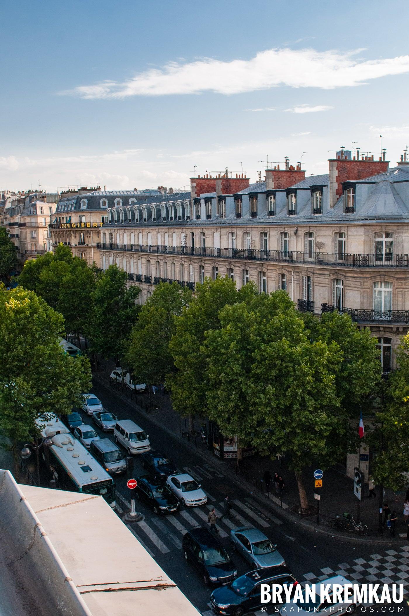 Paris, France Honeymoon - Day 8 - 7.25.11 (7)
