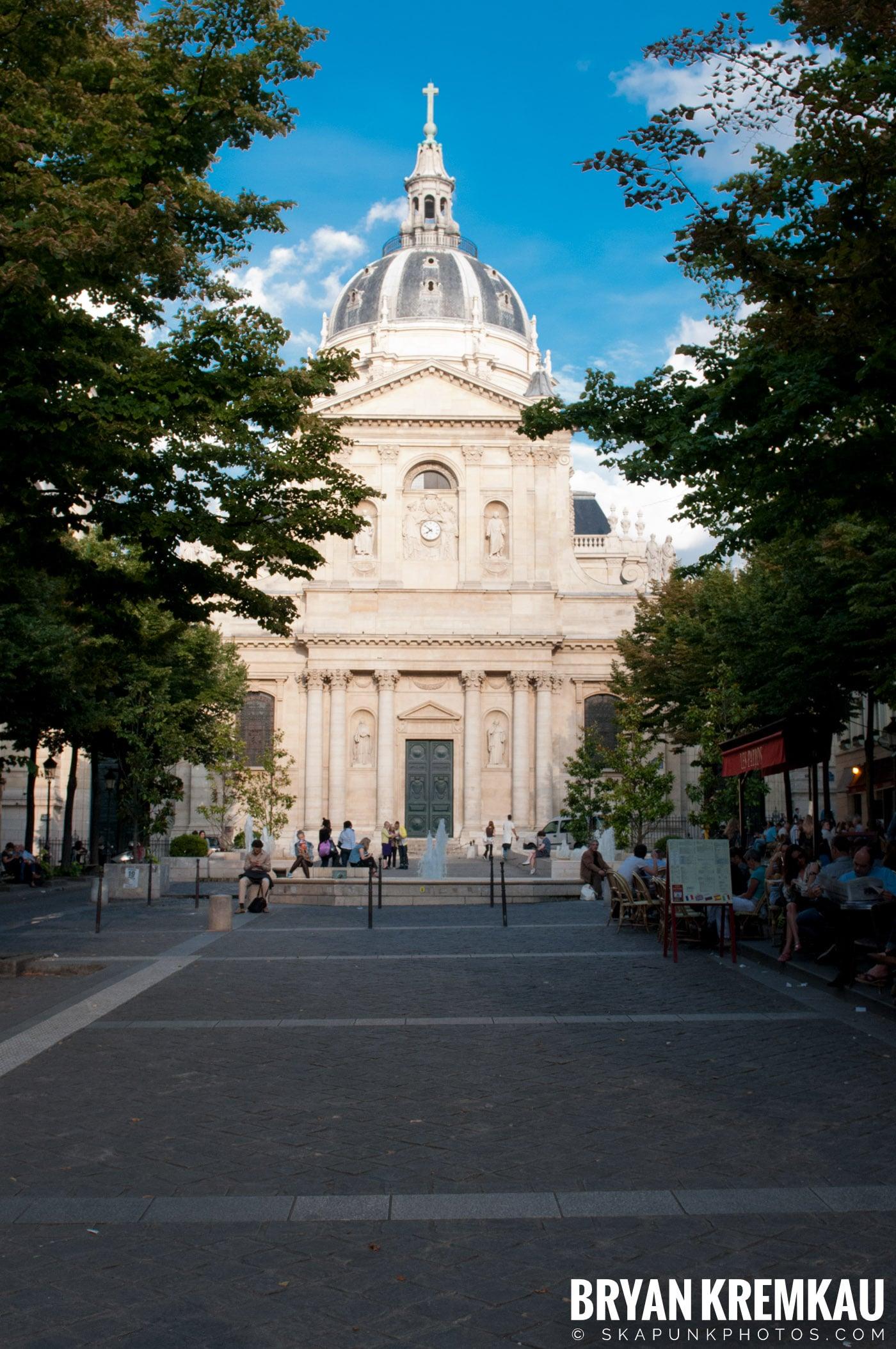 Paris, France Honeymoon - Day 8 - 7.25.11 (6)