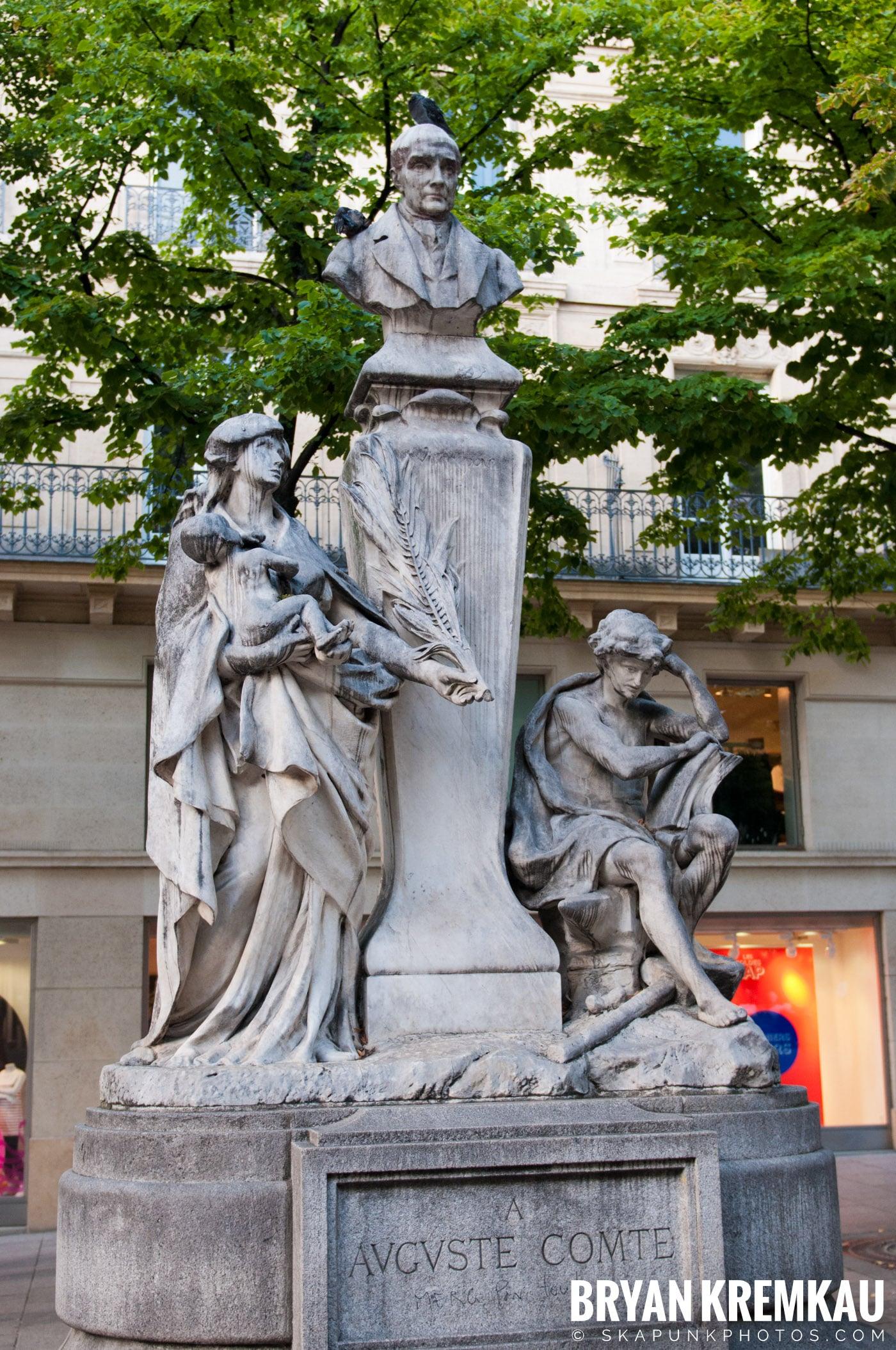 Paris, France Honeymoon - Day 8 - 7.25.11 (5)