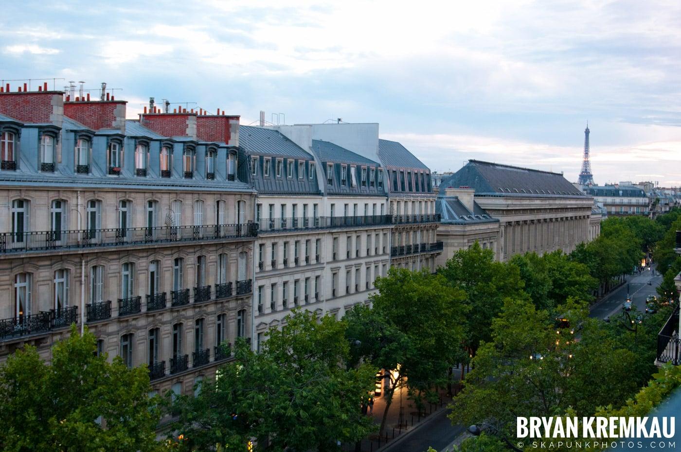 Paris, France Honeymoon - Day 8 - 7.25.11 (2)