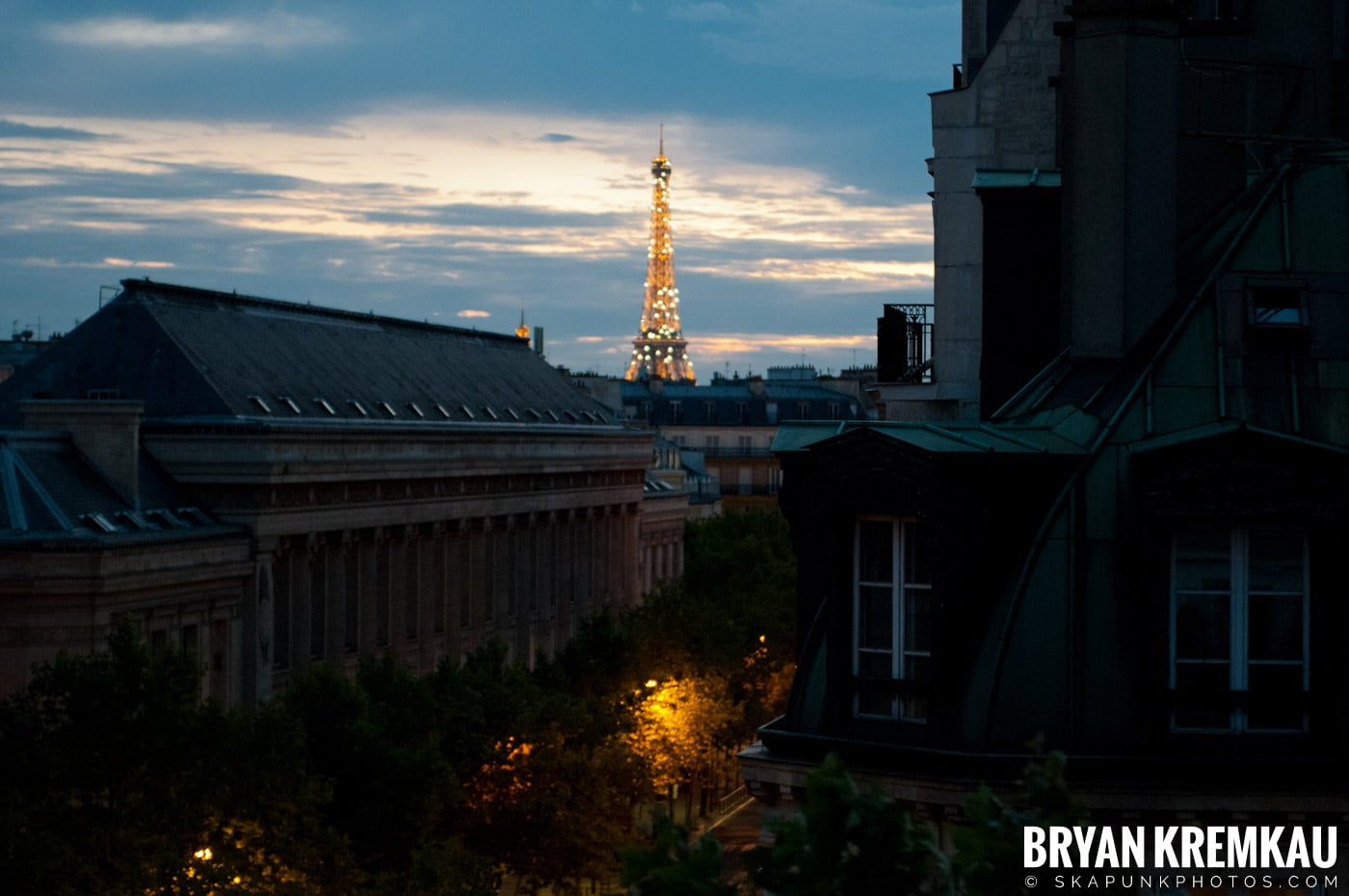 Paris, France Honeymoon - Day 8 - 7.25.11 (1)