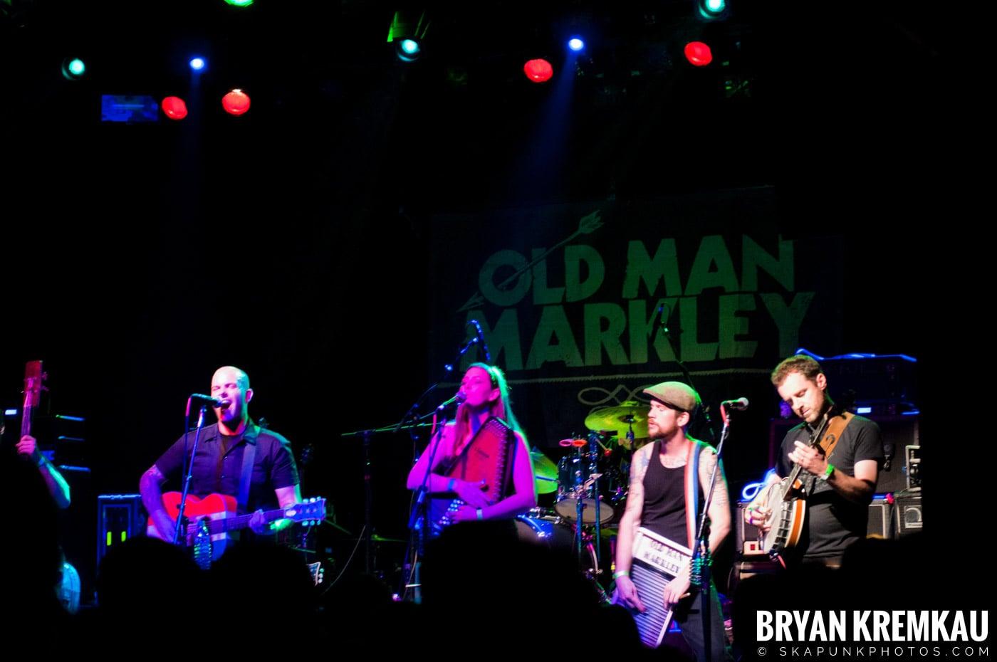 Old Man Markley @ Irving Plaza, NYC - 10.8.11 (1)