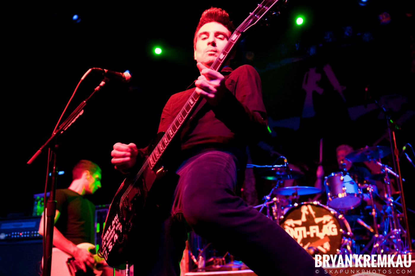 Anti-Flag @ Irving Plaza, NYC - 10.8.11 (28)
