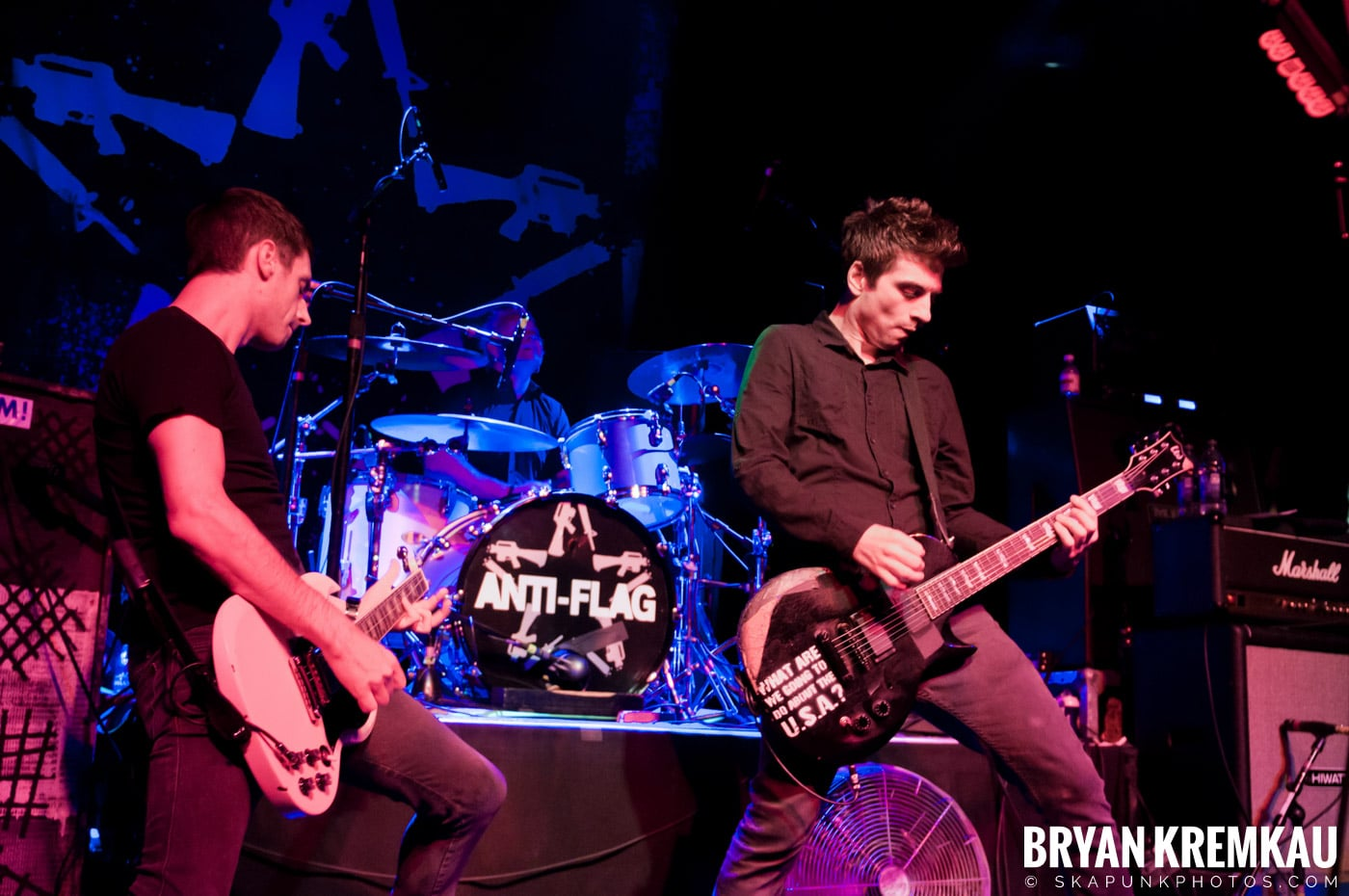 Anti-Flag @ Irving Plaza, NYC - 10.8.11 (23)