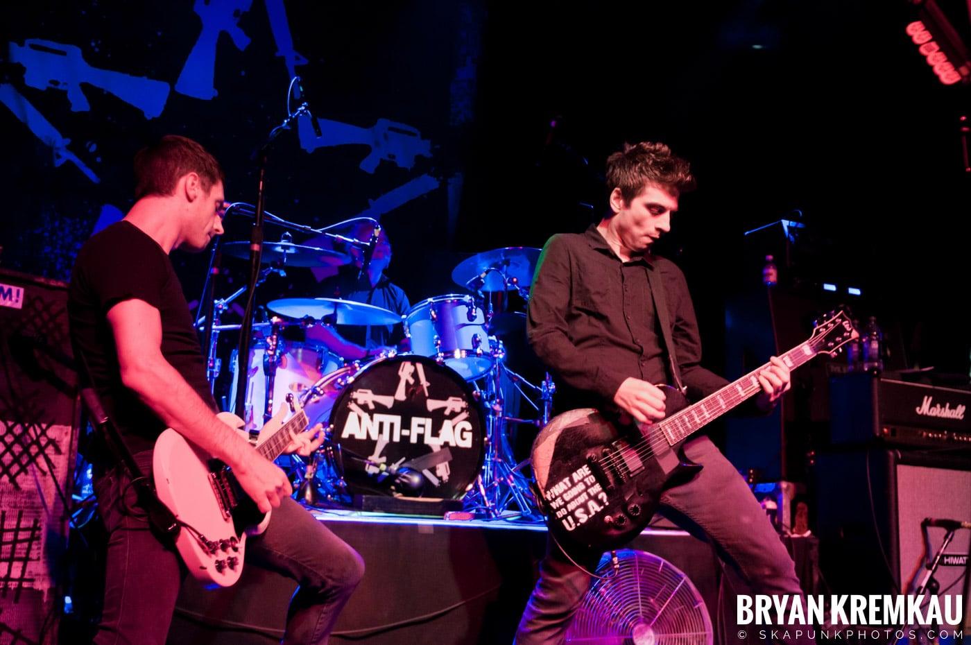 Anti-Flag @ Irving Plaza, NYC - 10.8.11 (23)