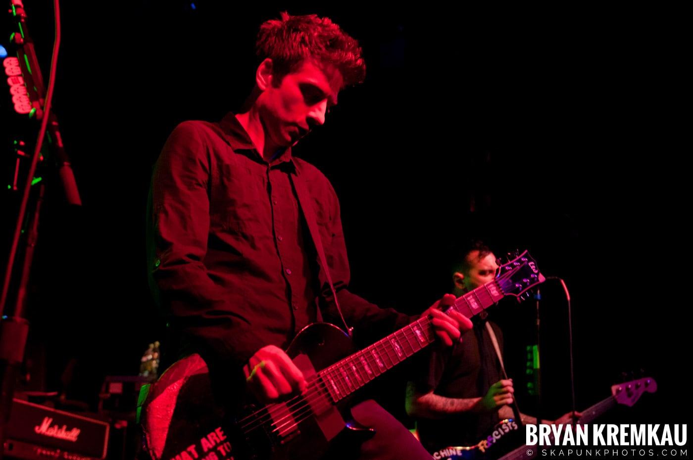 Anti-Flag @ Irving Plaza, NYC - 10.8.11 (22)