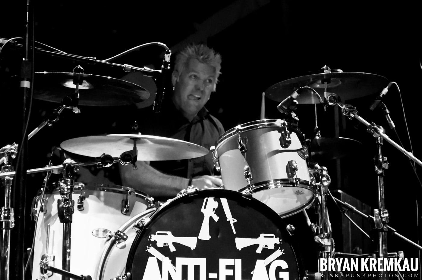 Anti-Flag @ Irving Plaza, NYC - 10.8.11 (21)
